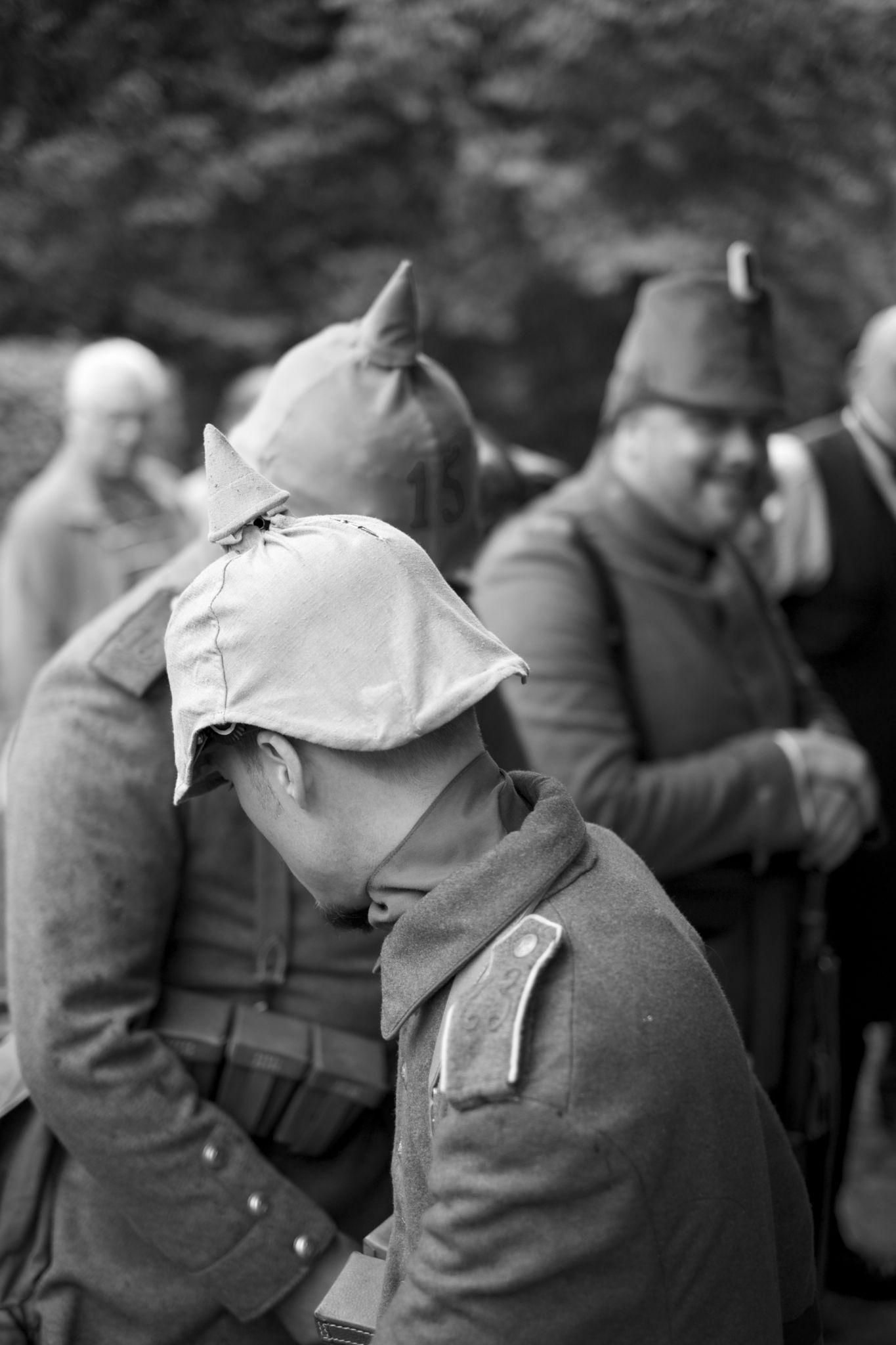 Soldiers by peterkryzun