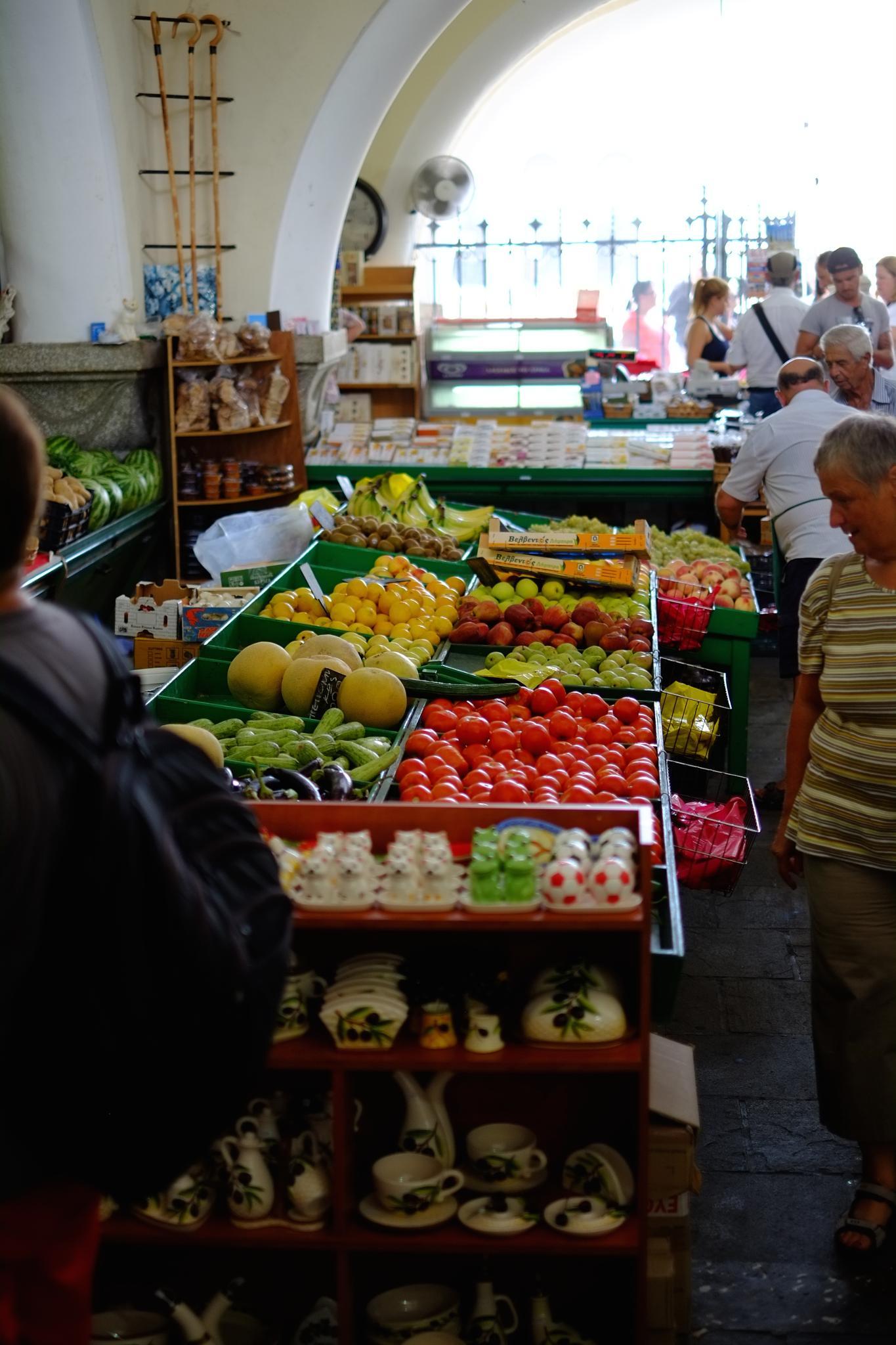 Markt by peterkryzun