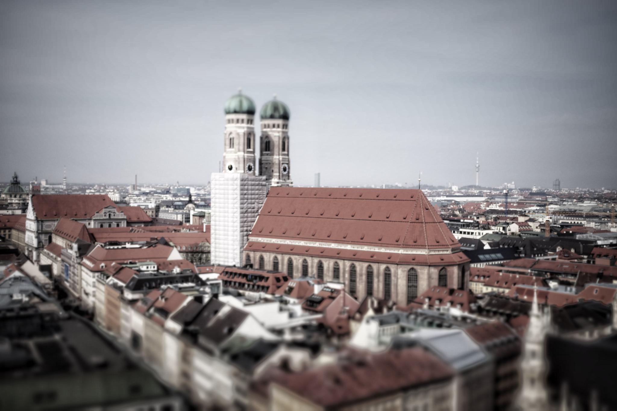 München by peterkryzun
