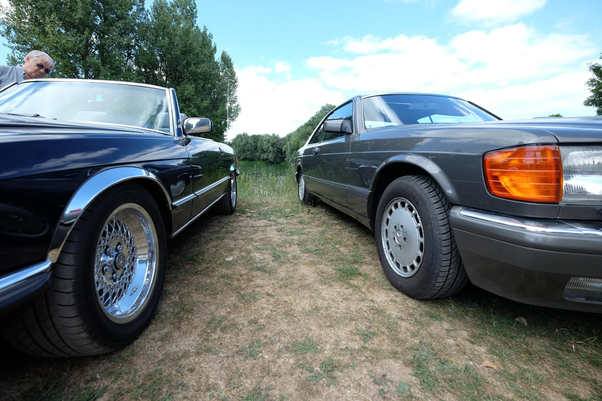 Mercedes by peterkryzun
