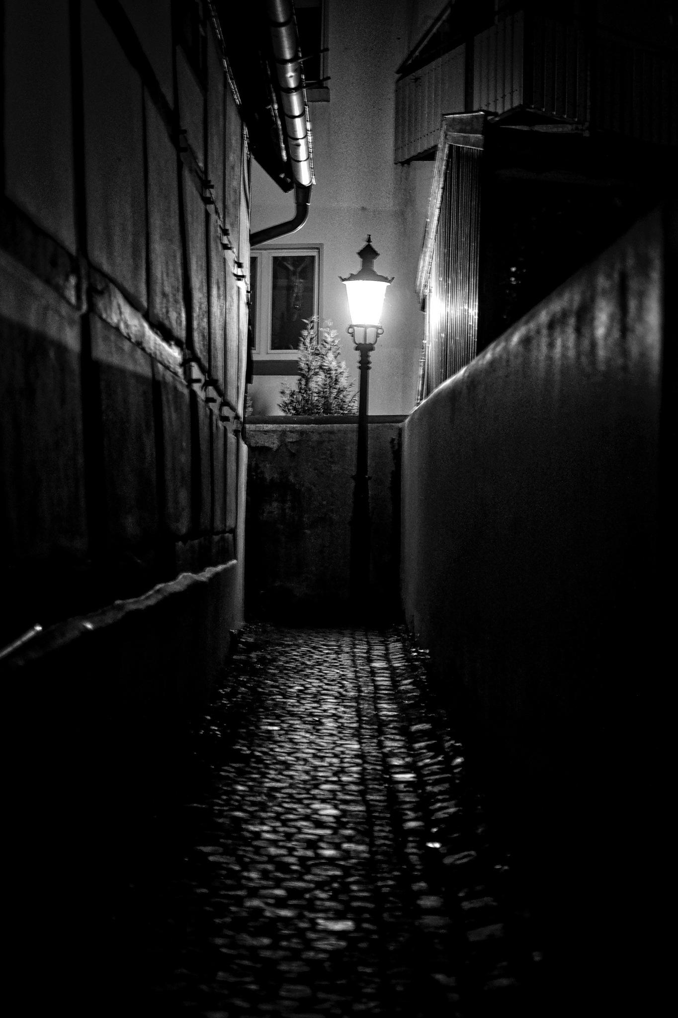 Nightwalk by peterkryzun