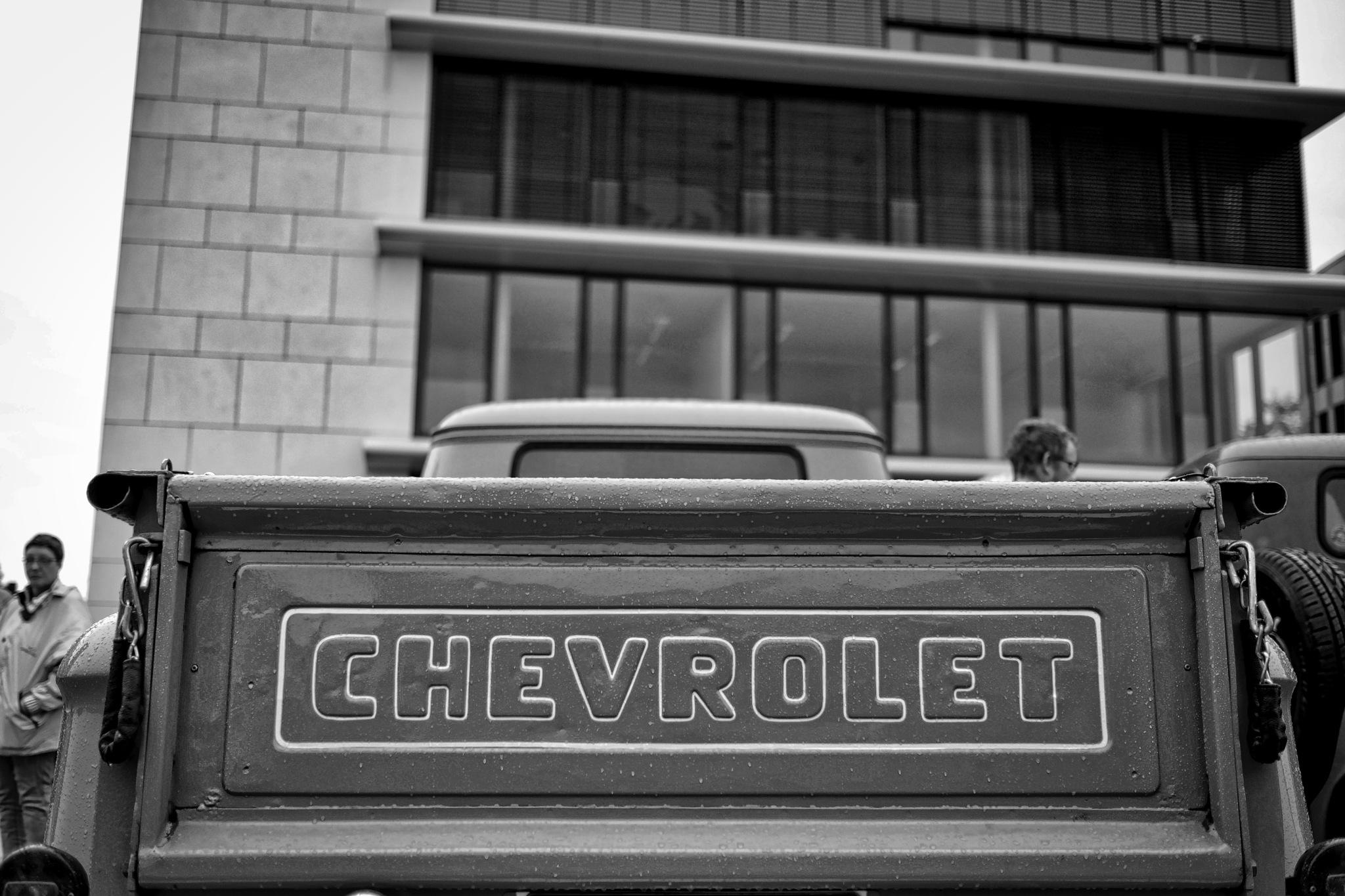 Chevrolet by peterkryzun