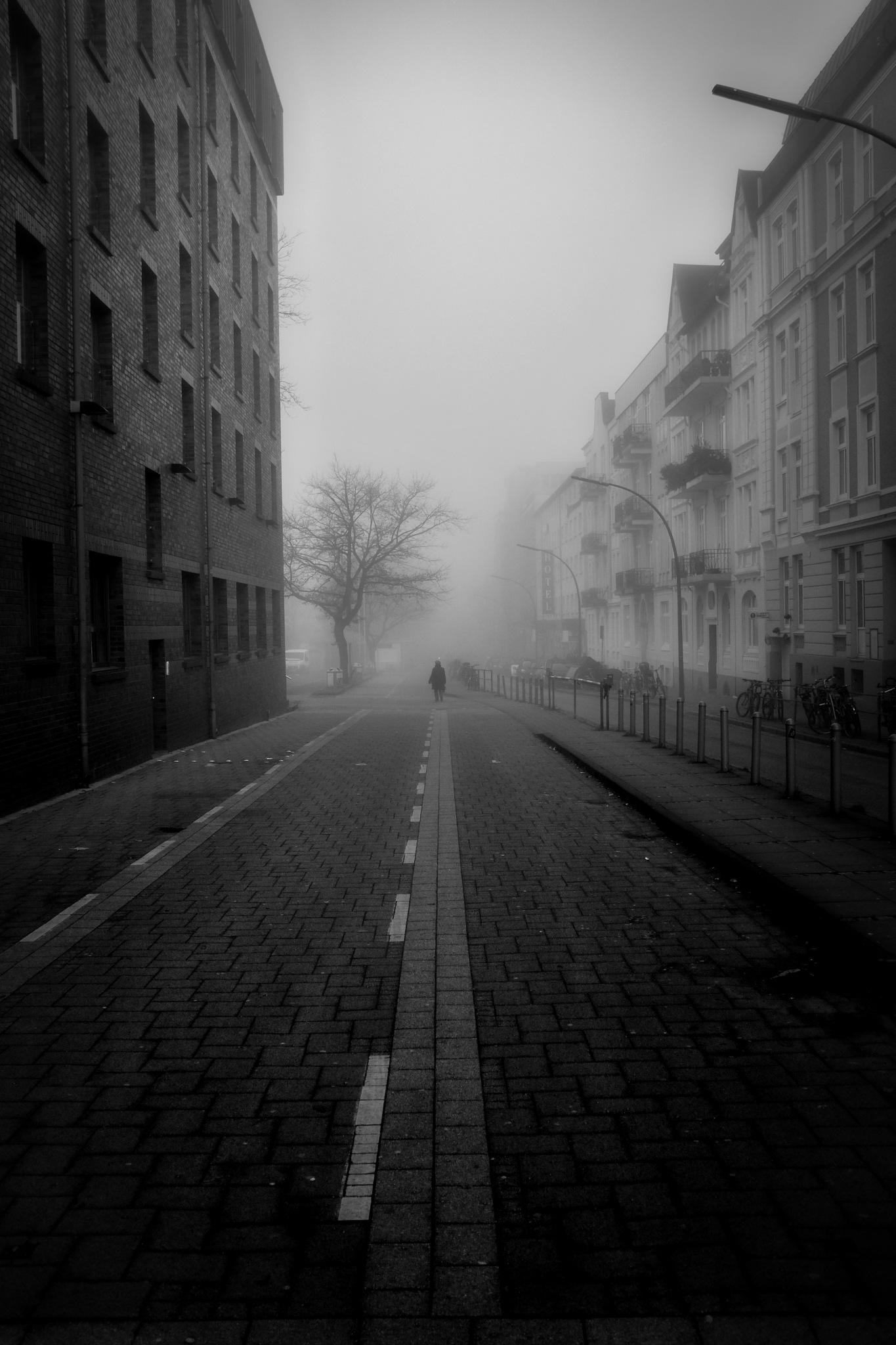 Hamburg am Morgen by peterkryzun