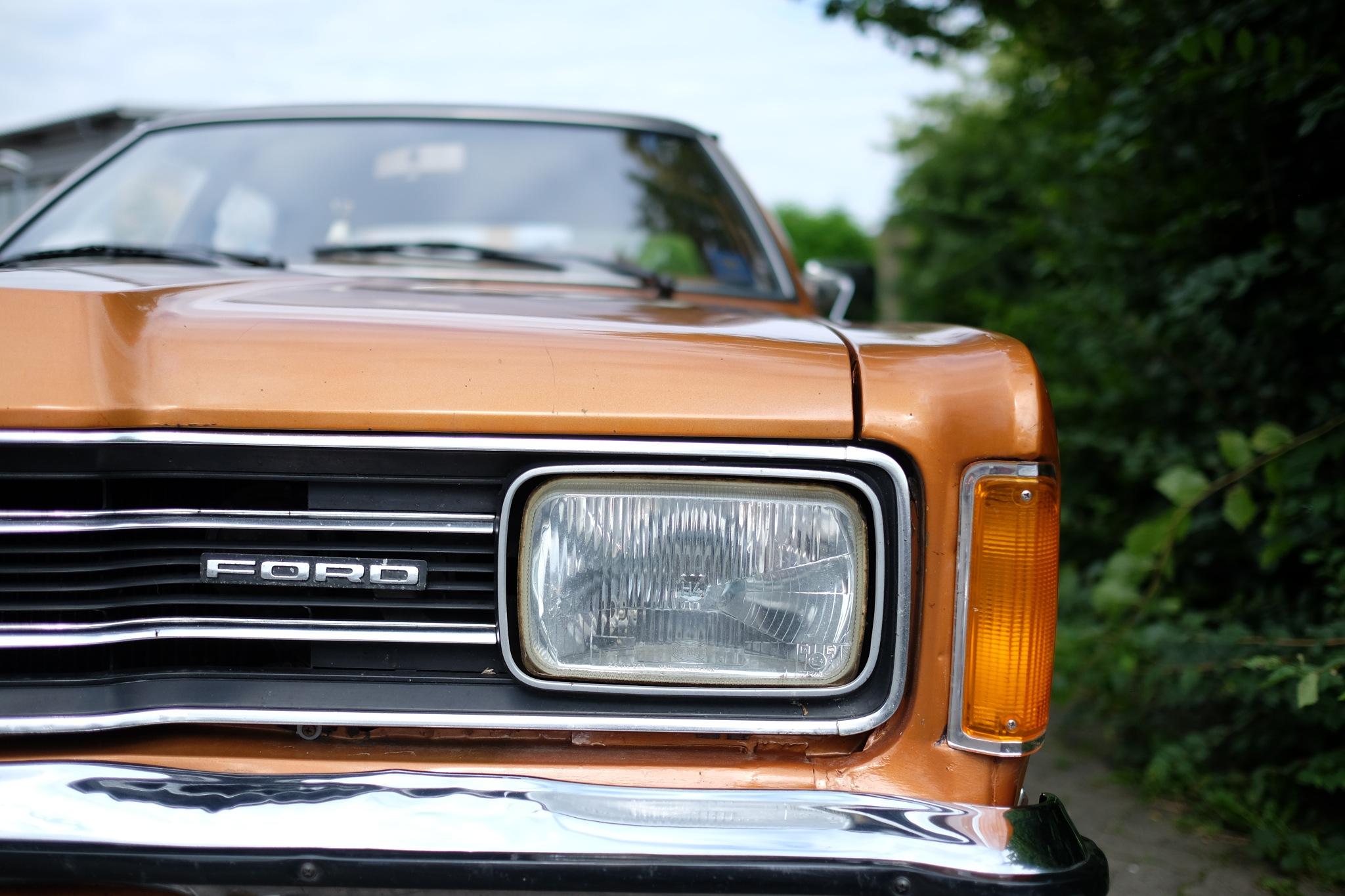 Ford by peterkryzun