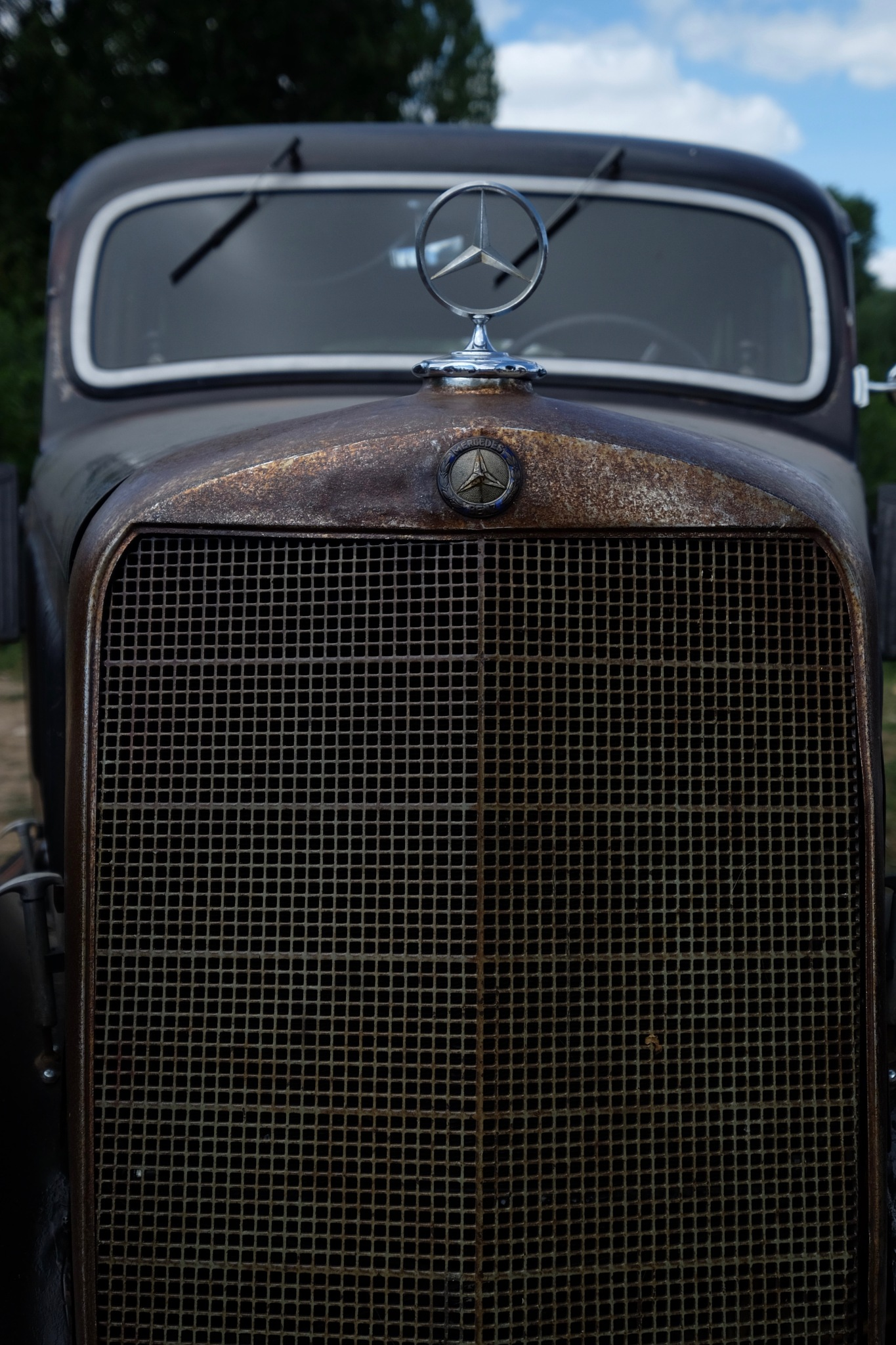 Mercedes Benz by peterkryzun