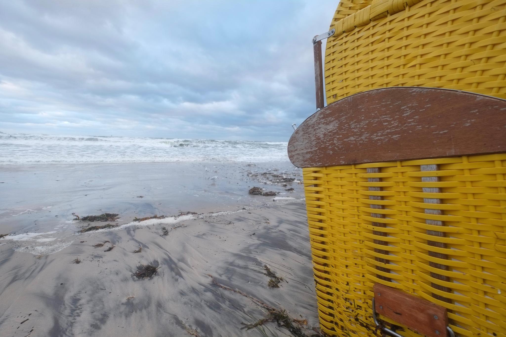 Strandkorb by peterkryzun