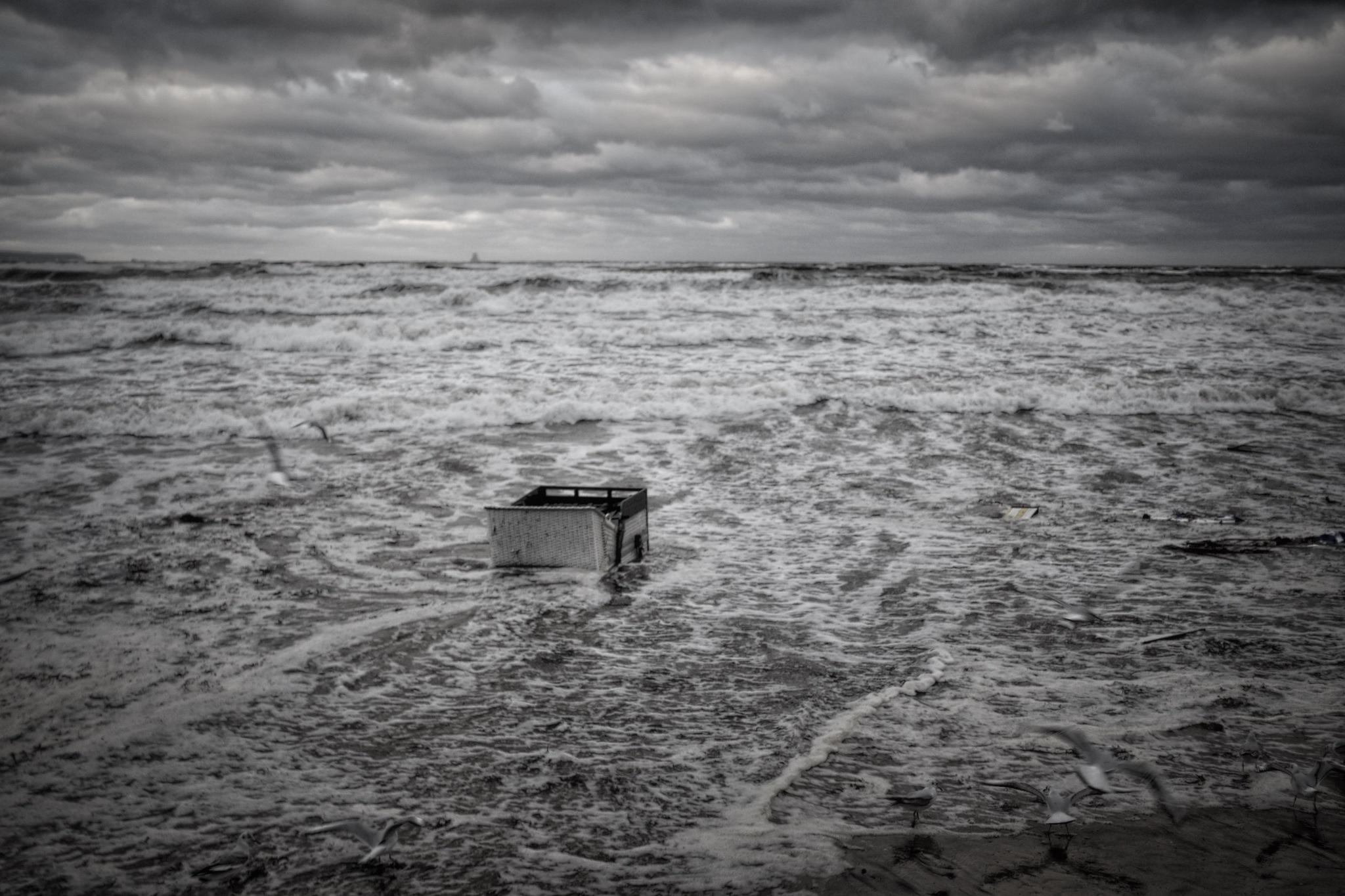 Der Strandkorb by peterkryzun