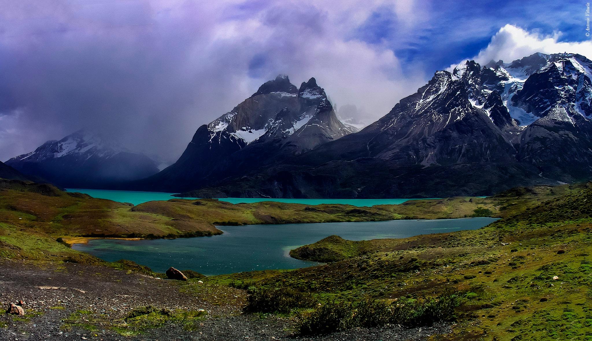 La inmensidad de la montaña / The immensity of the mountain by Antonio Viñuela
