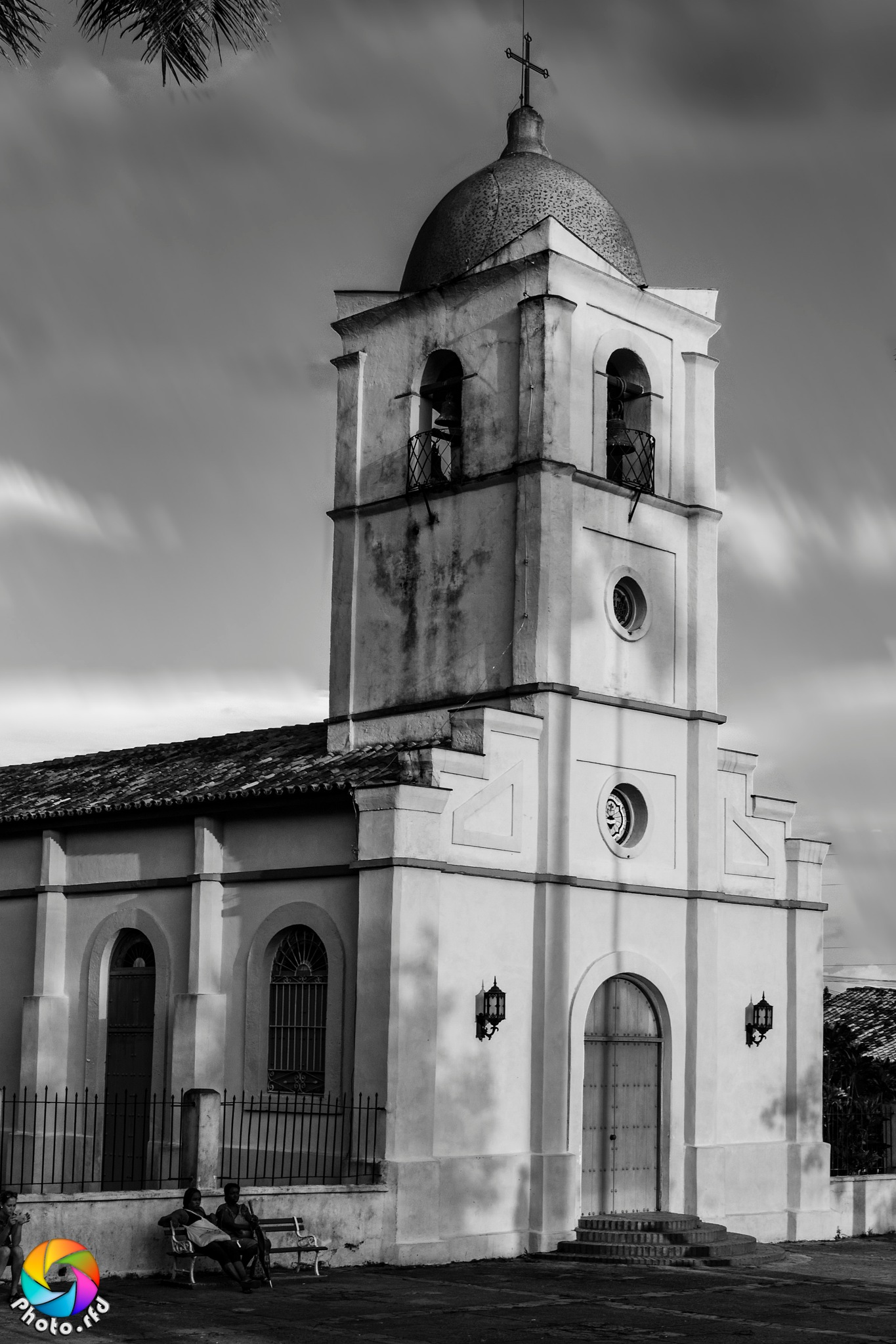 The old church by Rafael Alberto Ferro Duque
