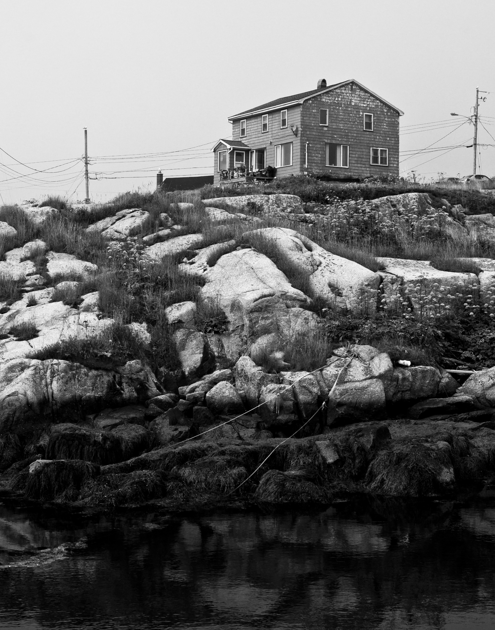 House On The Rocks by JamesJewers