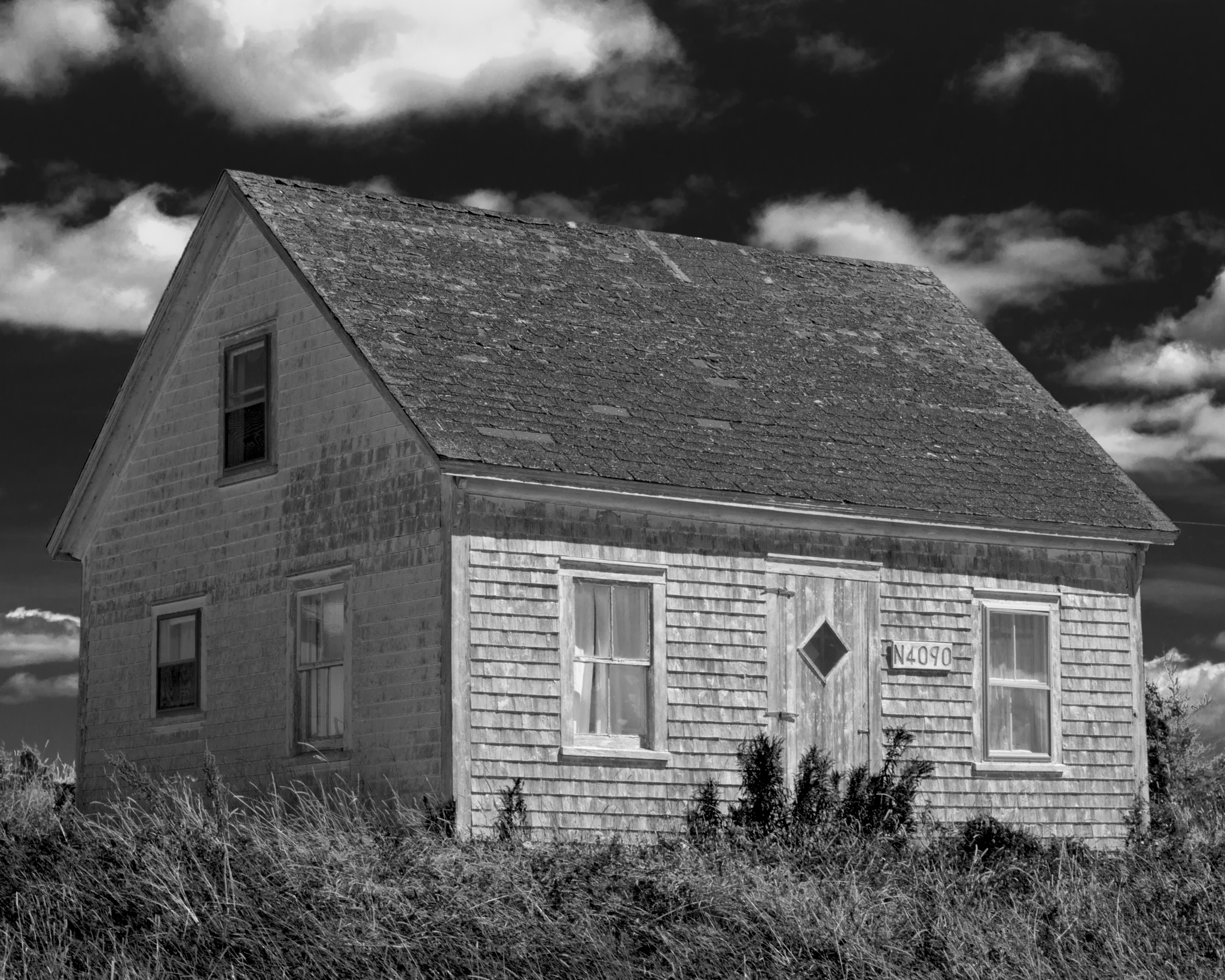 Old House In Cape Breton by JamesJewers