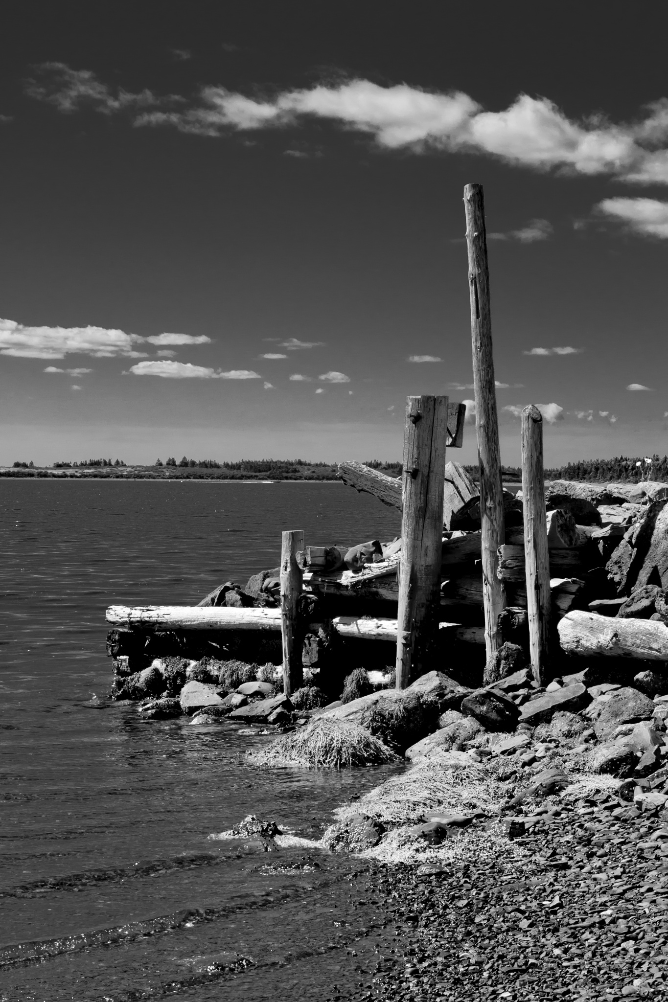 Old Boat Launch by JamesJewers