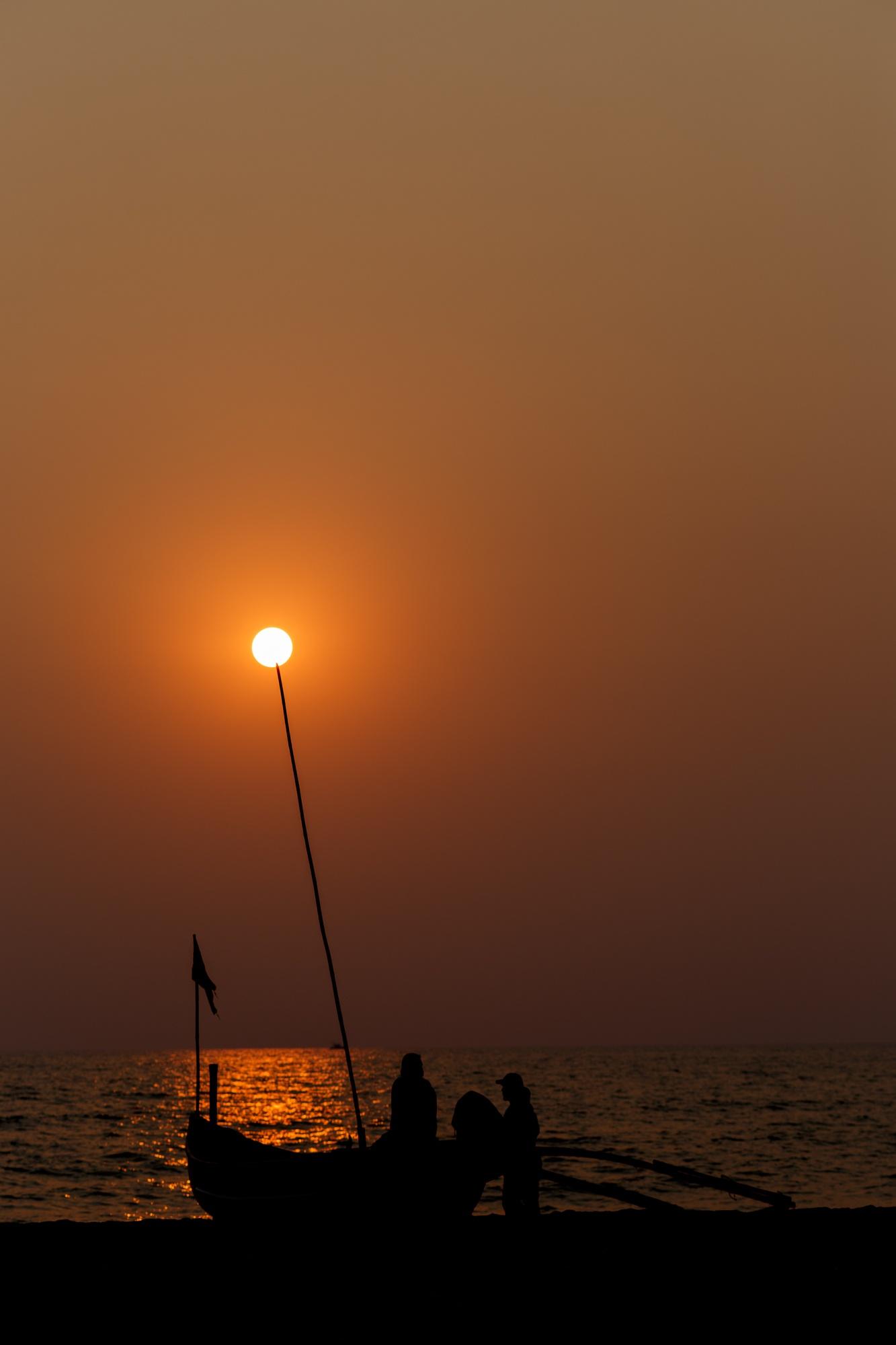 Sunset by Sergey Smirnov