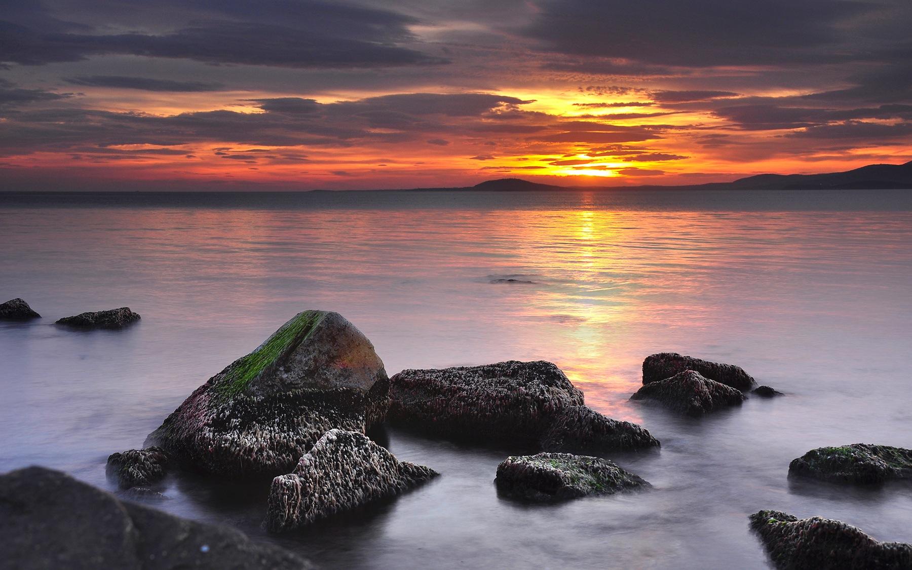 Magical Sunrise by Yoan Mitov