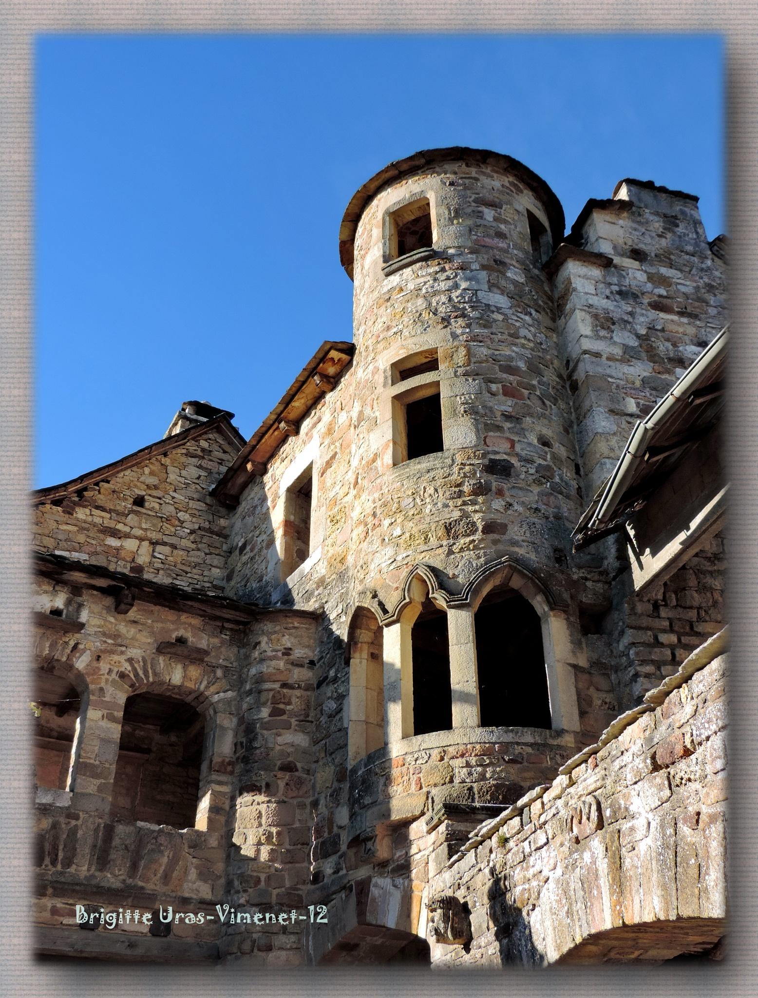 jolie demeure du 12 è siècle s en cours de restauration by Brigitte Uras