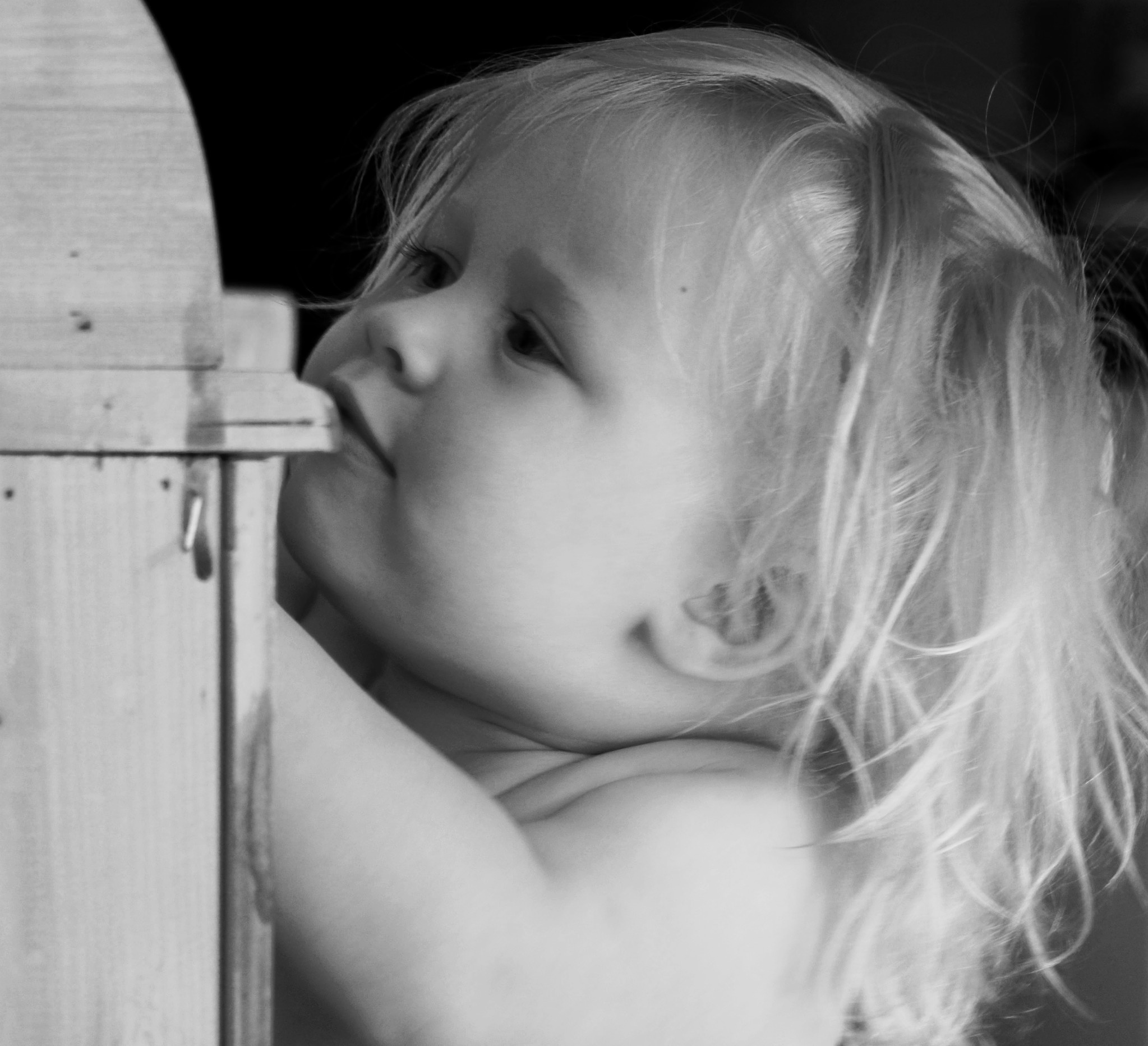 Vera, 2 years old. by Ragnhild Heering