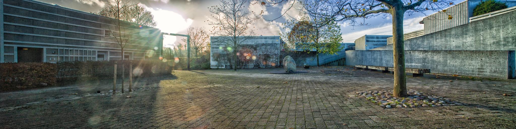 Brogaards Plads in Albertslund by weaksyntax