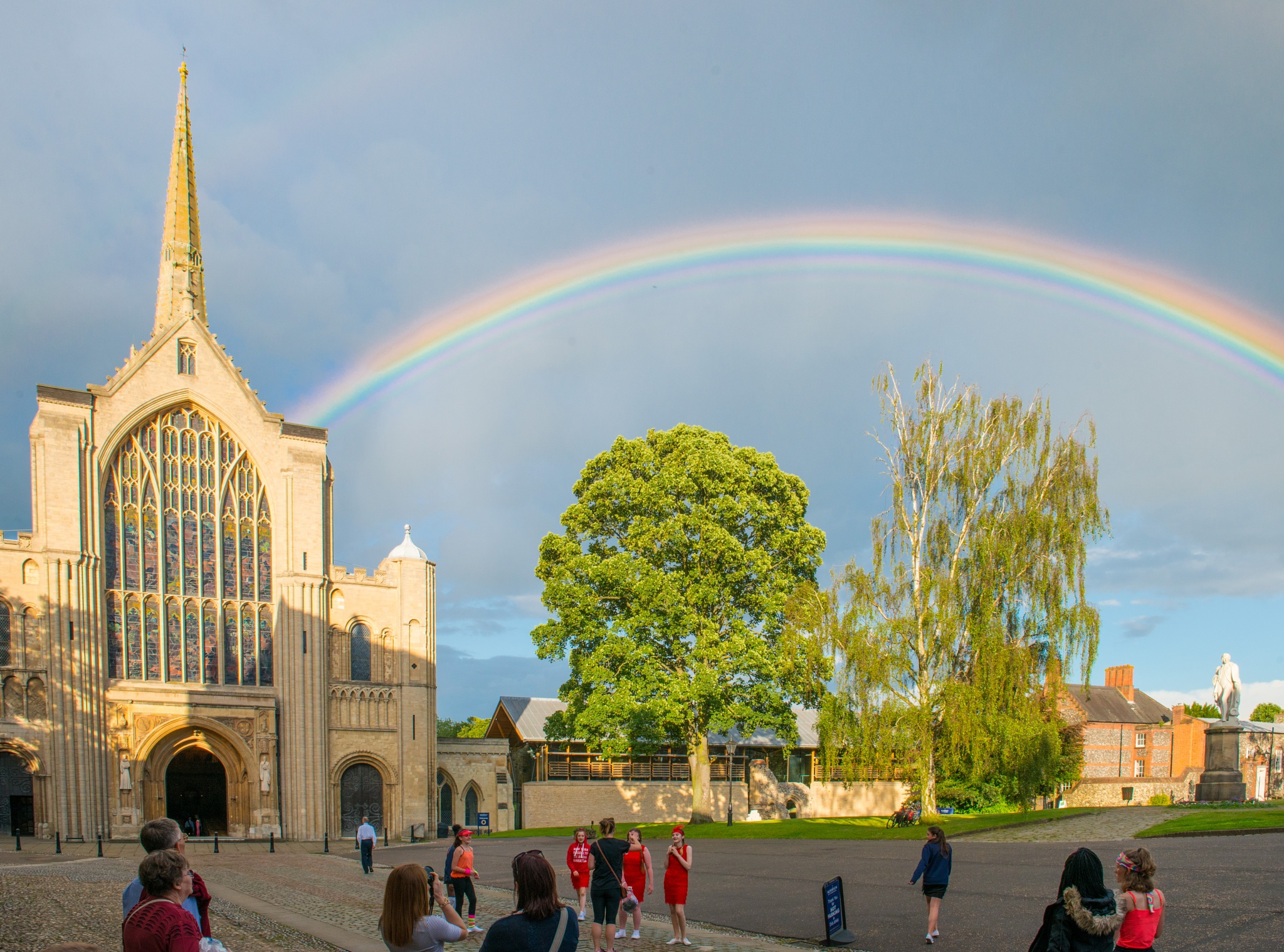 Norwich Cathedral by dennisbriggs