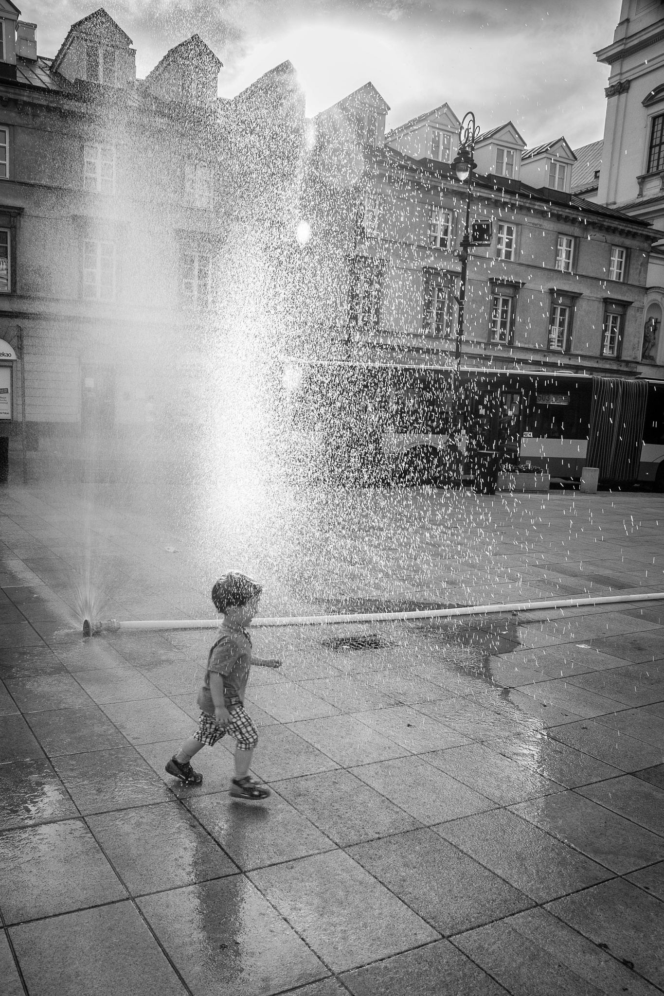 Summer in the city by ignacy50