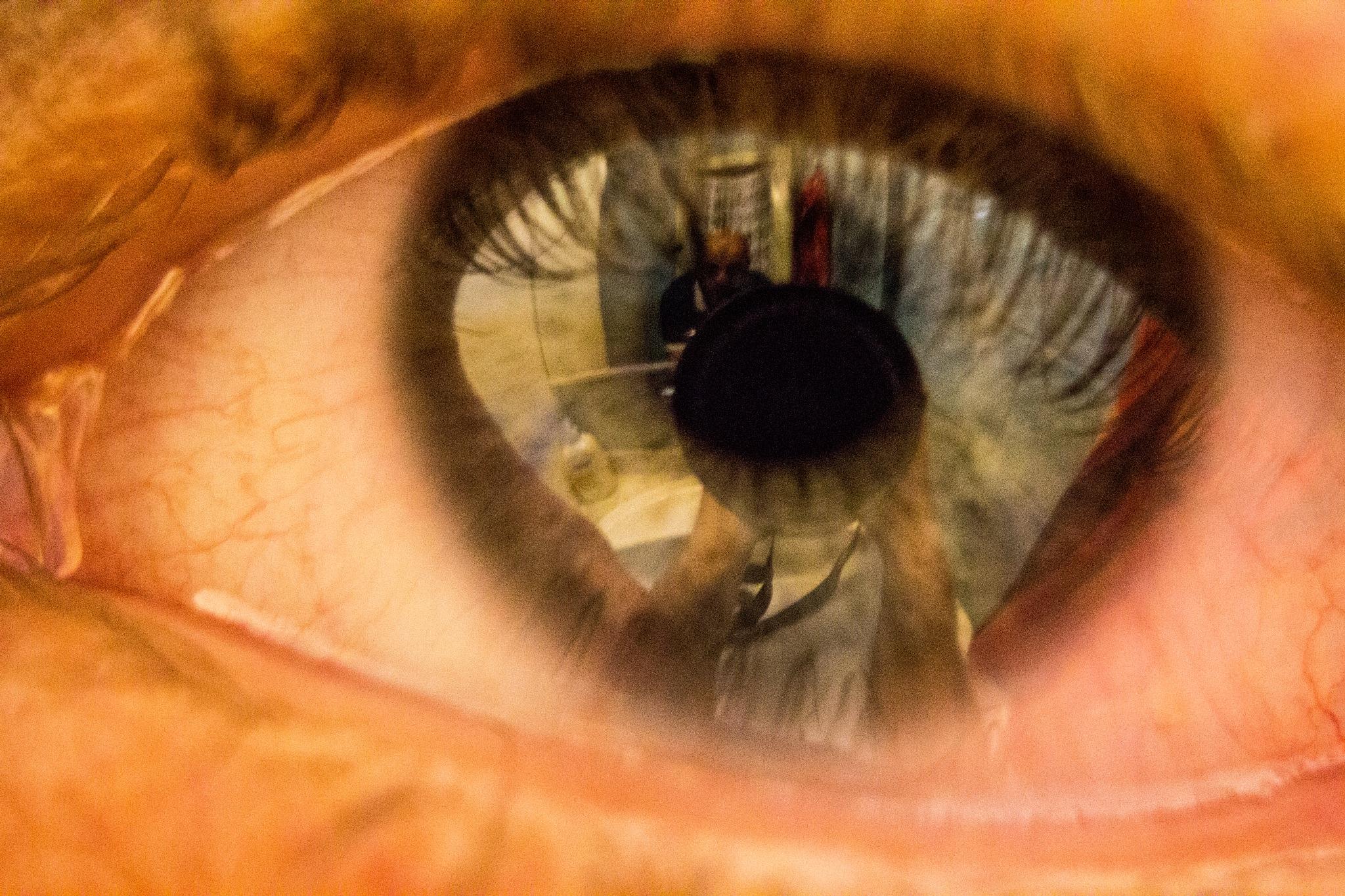 Eye by Slaven Marodt