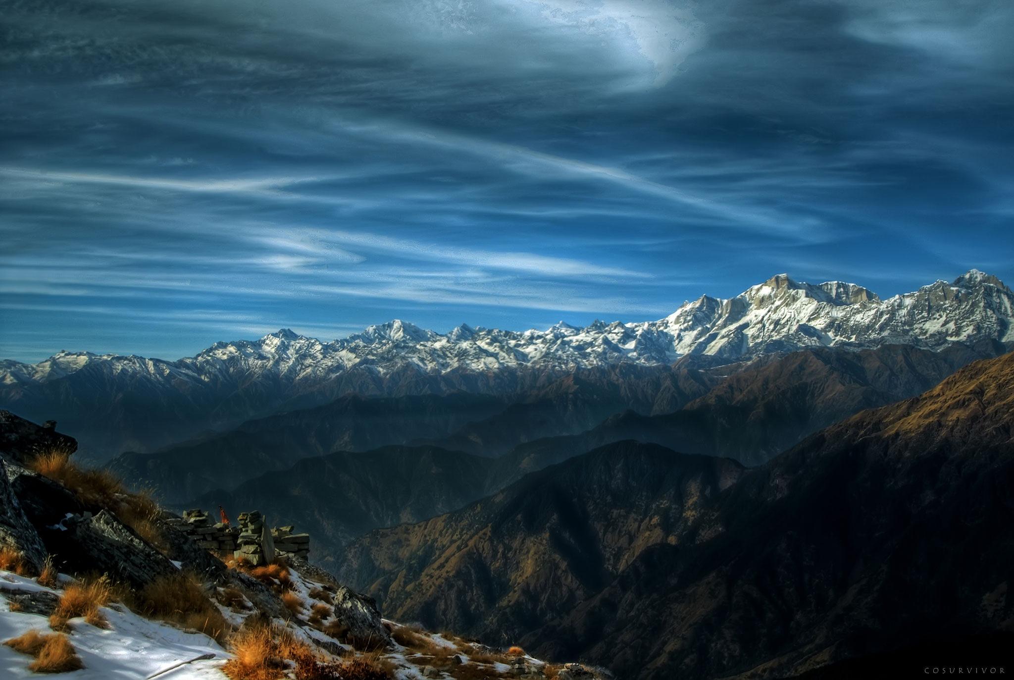Chandrashila Views... by Rohit