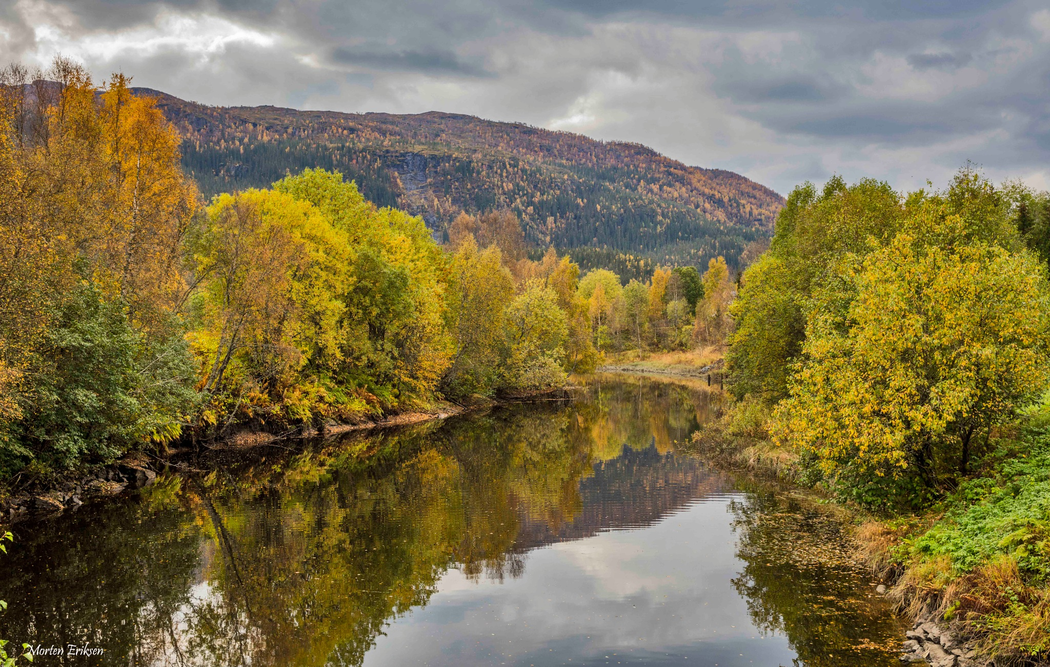 Autumn by Morten Eriksen