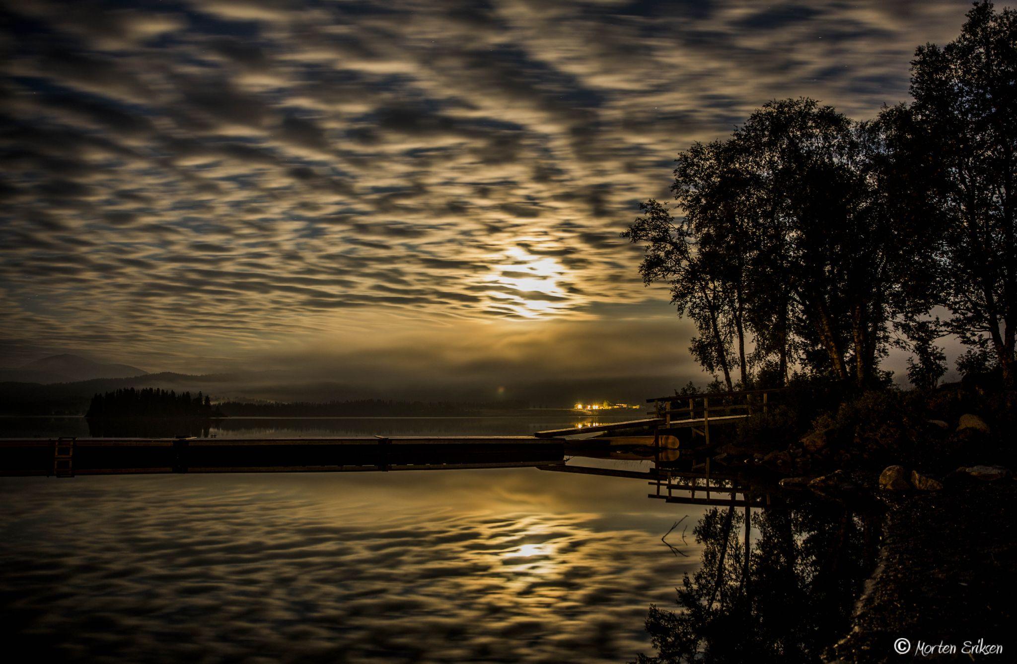 Moonlight by Morten Eriksen