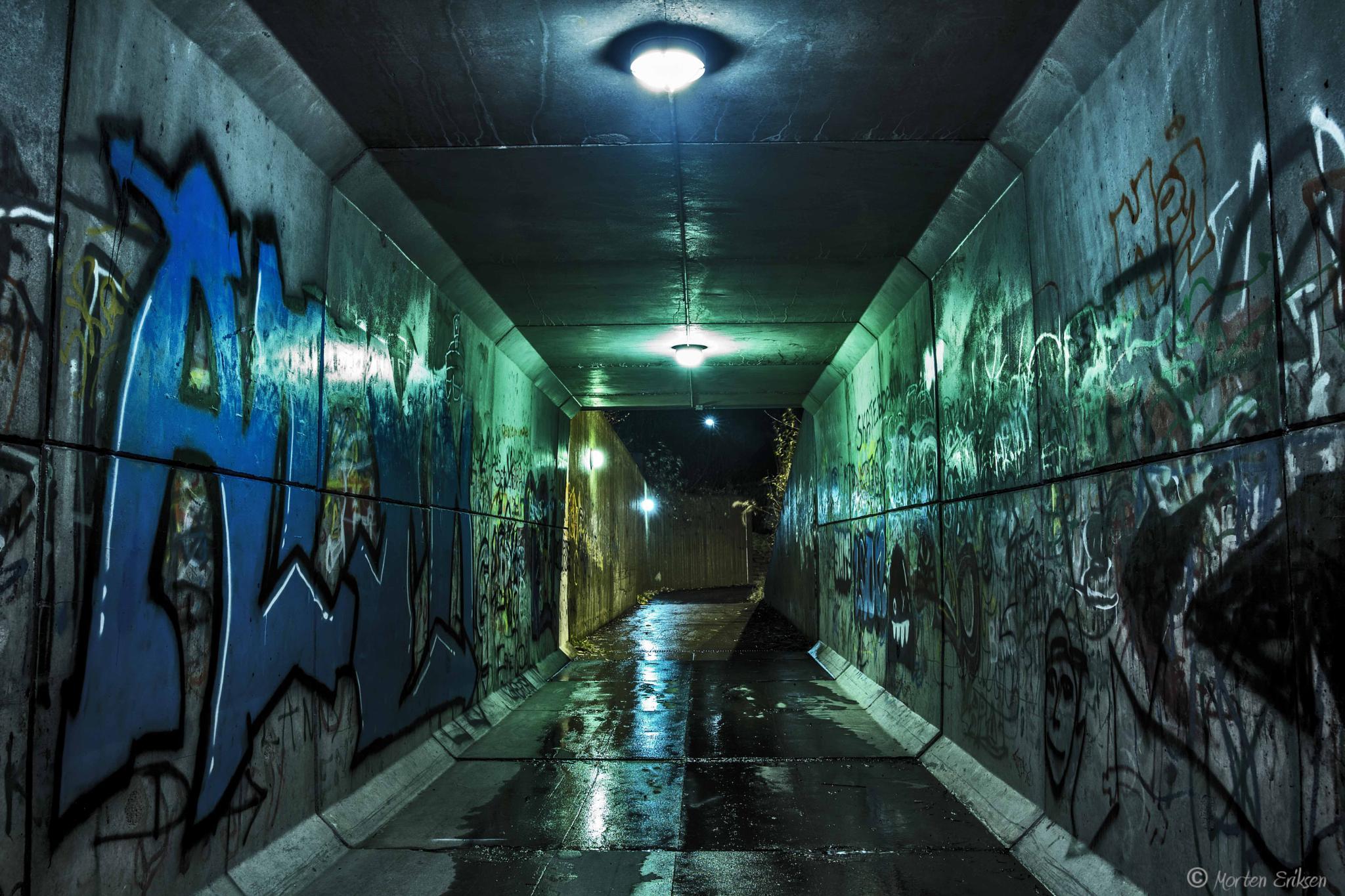 Grafitti by Morten Eriksen