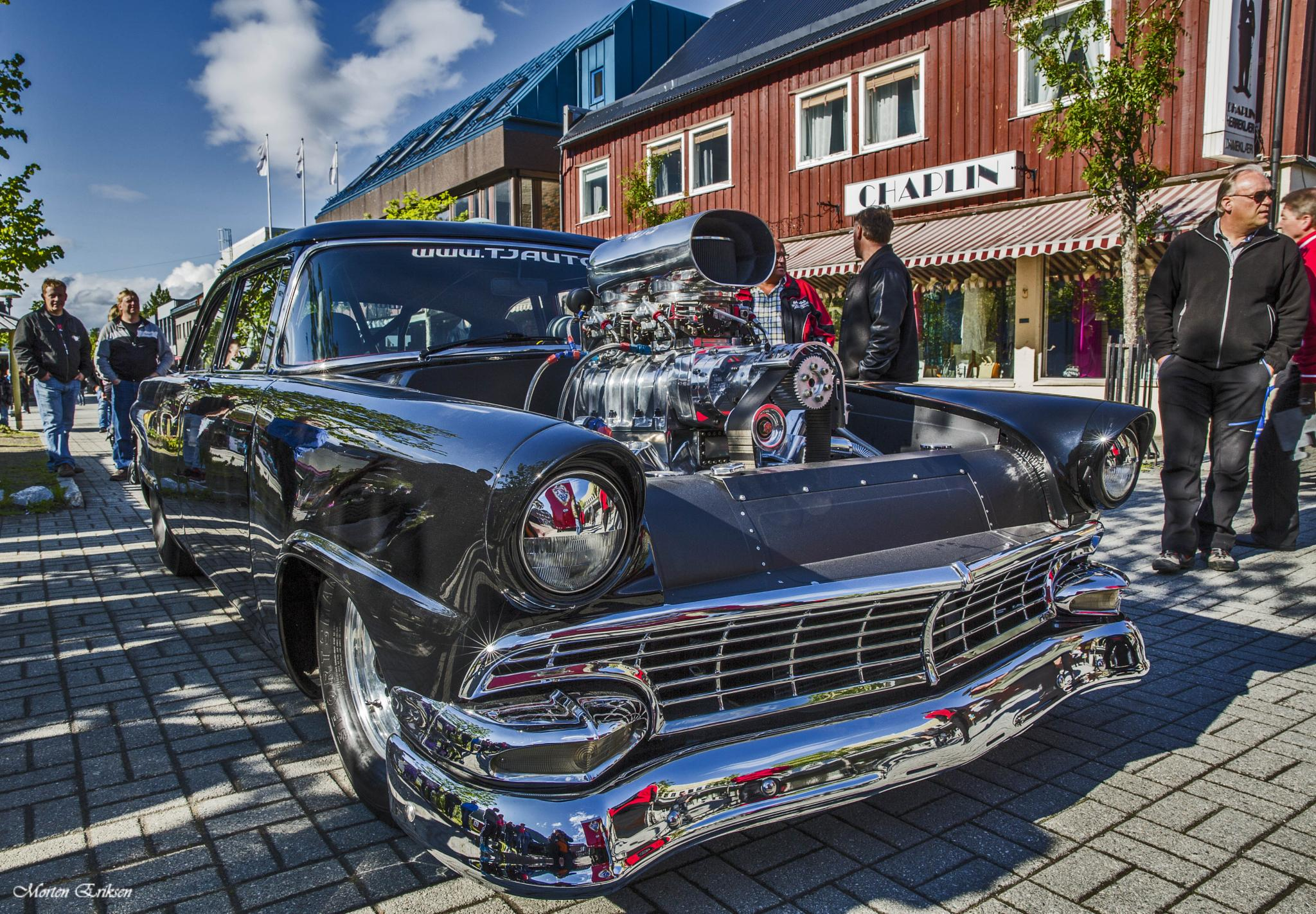 Ford Fairlane by Morten Eriksen