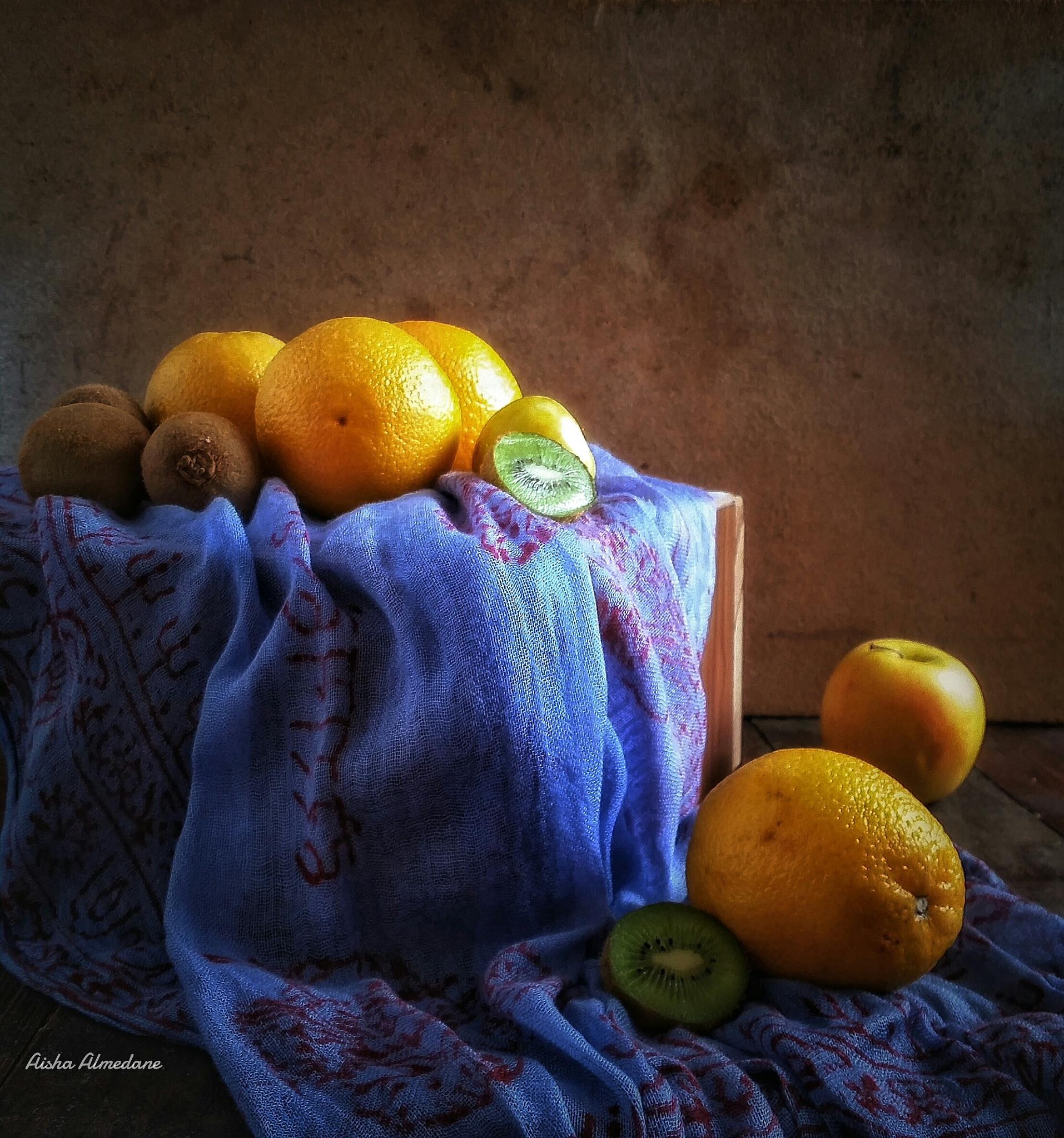 fruit  by Aisha Almedane