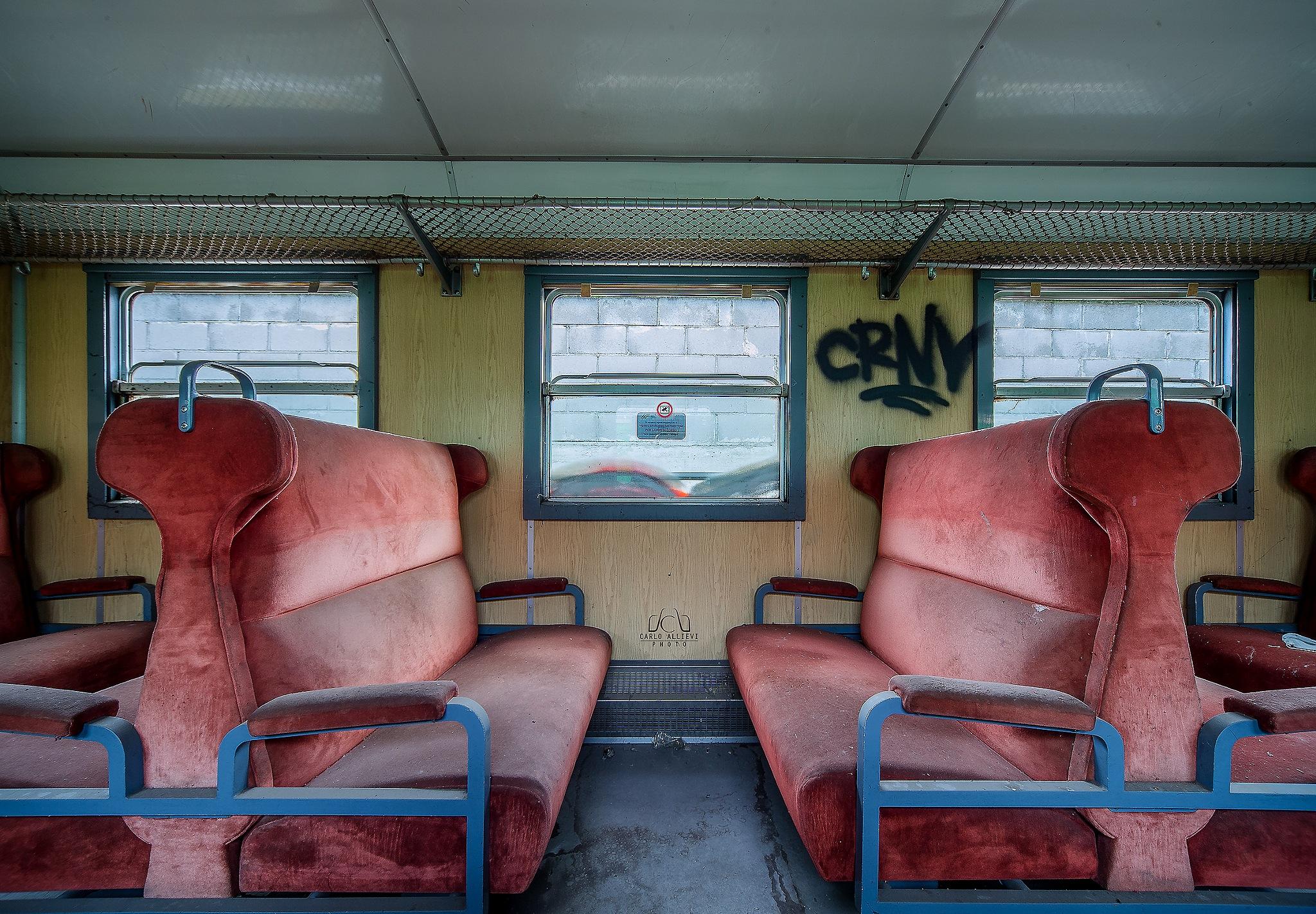 Free seats on board by Carlo Allievi