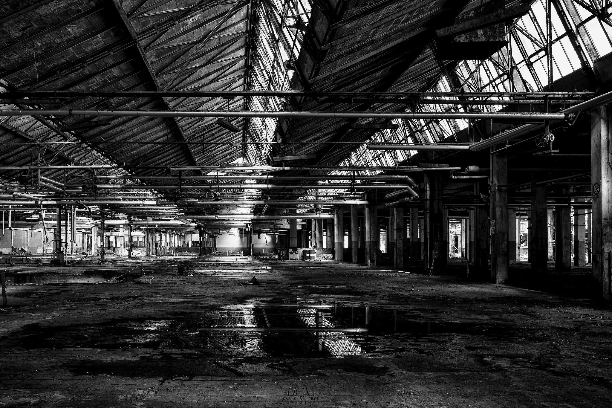 Industrial Archeology by Carlo Allievi