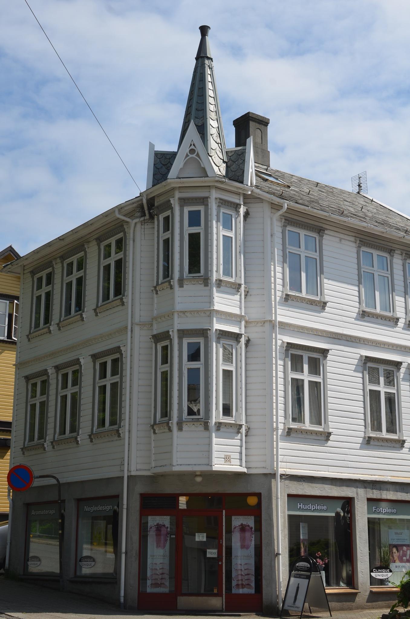 Architecture Haugesund 1.003 by Lars-Toralf Utnes Storstrand