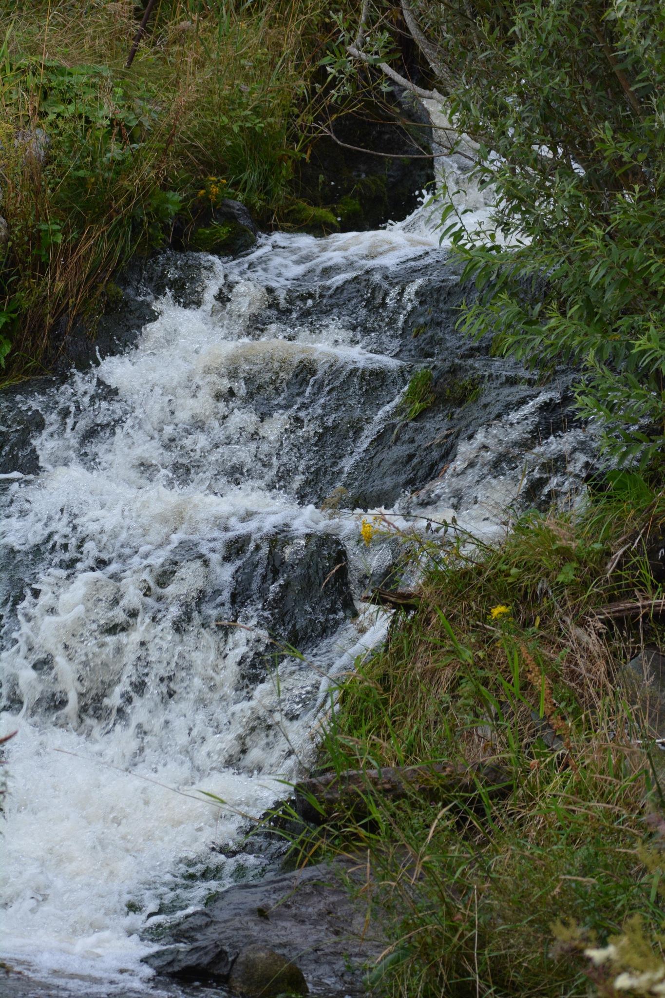 A brook by Lars-Toralf Utnes Storstrand