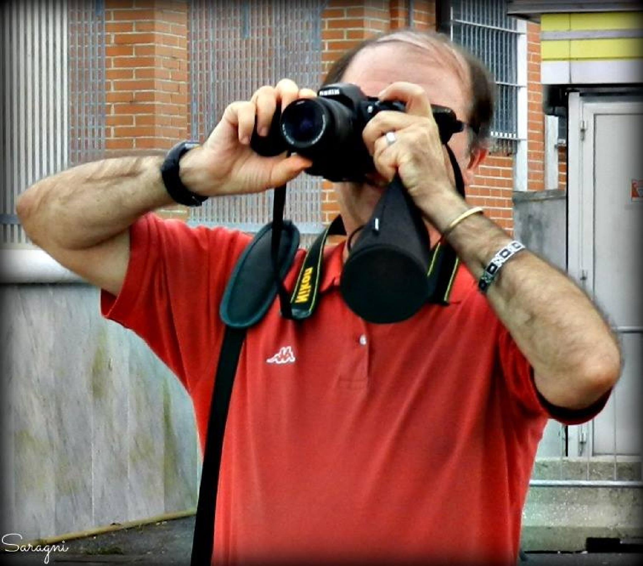 Il fotografo fotografato by Marisa Saragni