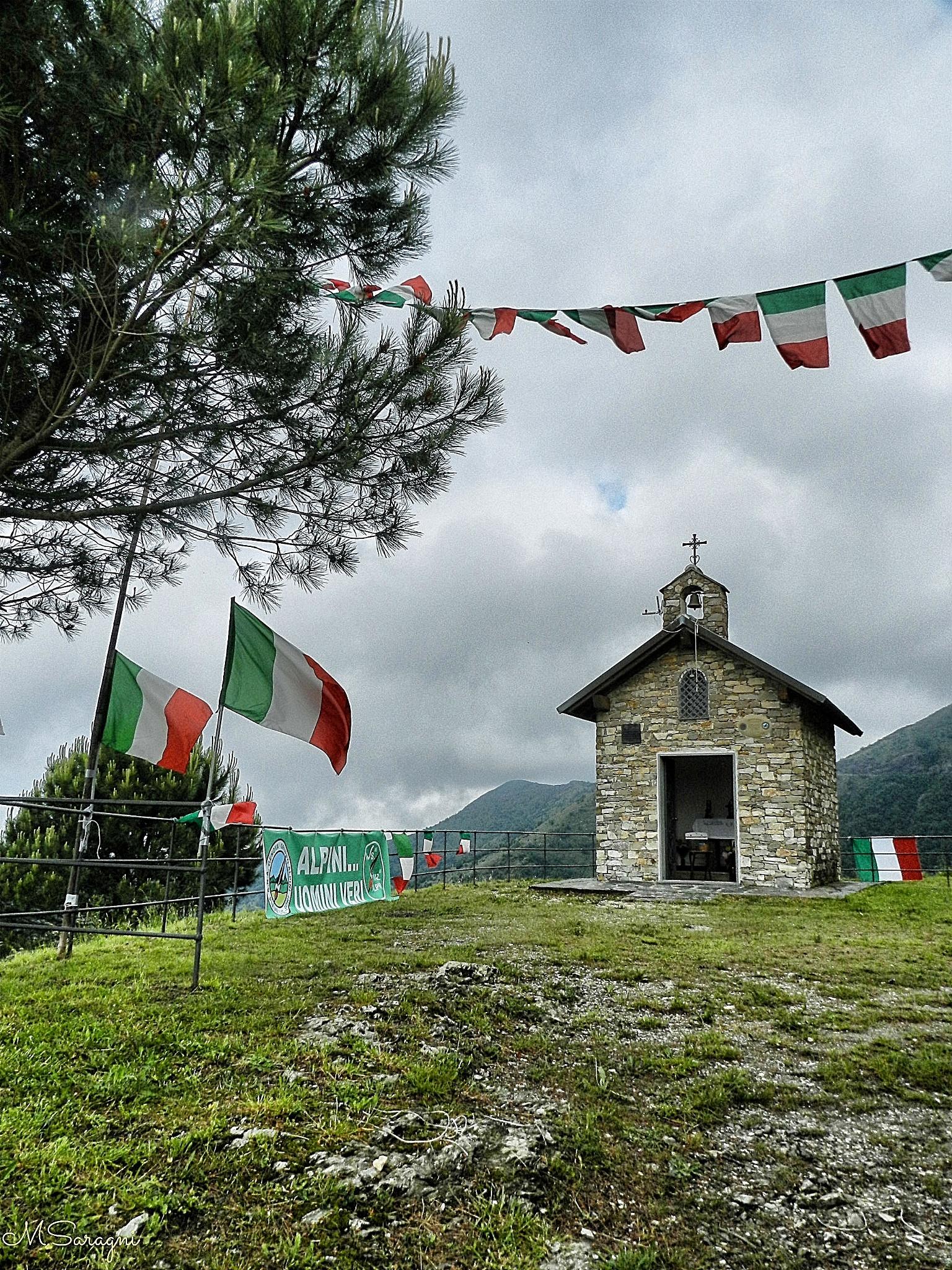 Monte Cornua by Marisa Saragni