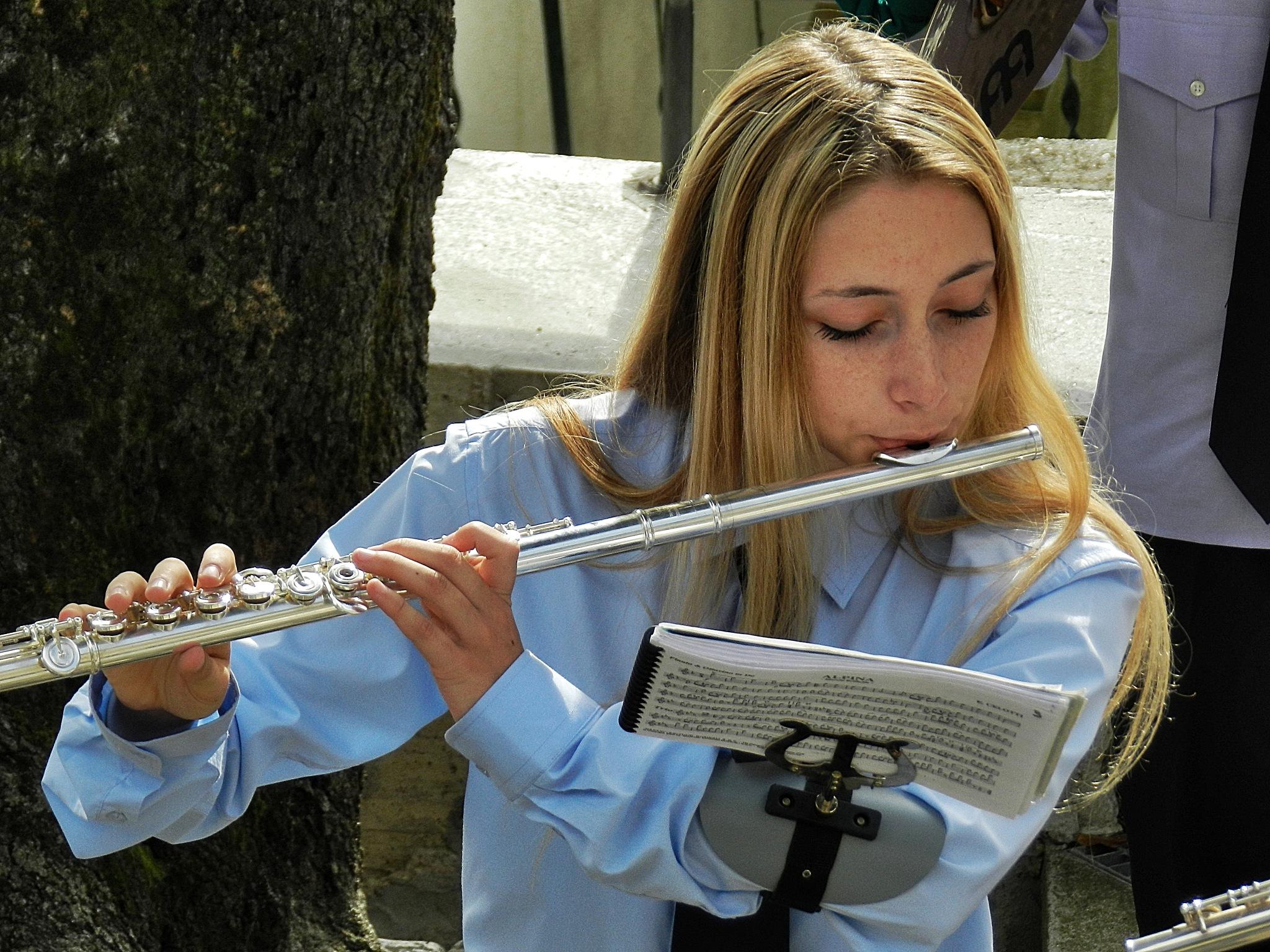 Musica! by Marisa Saragni