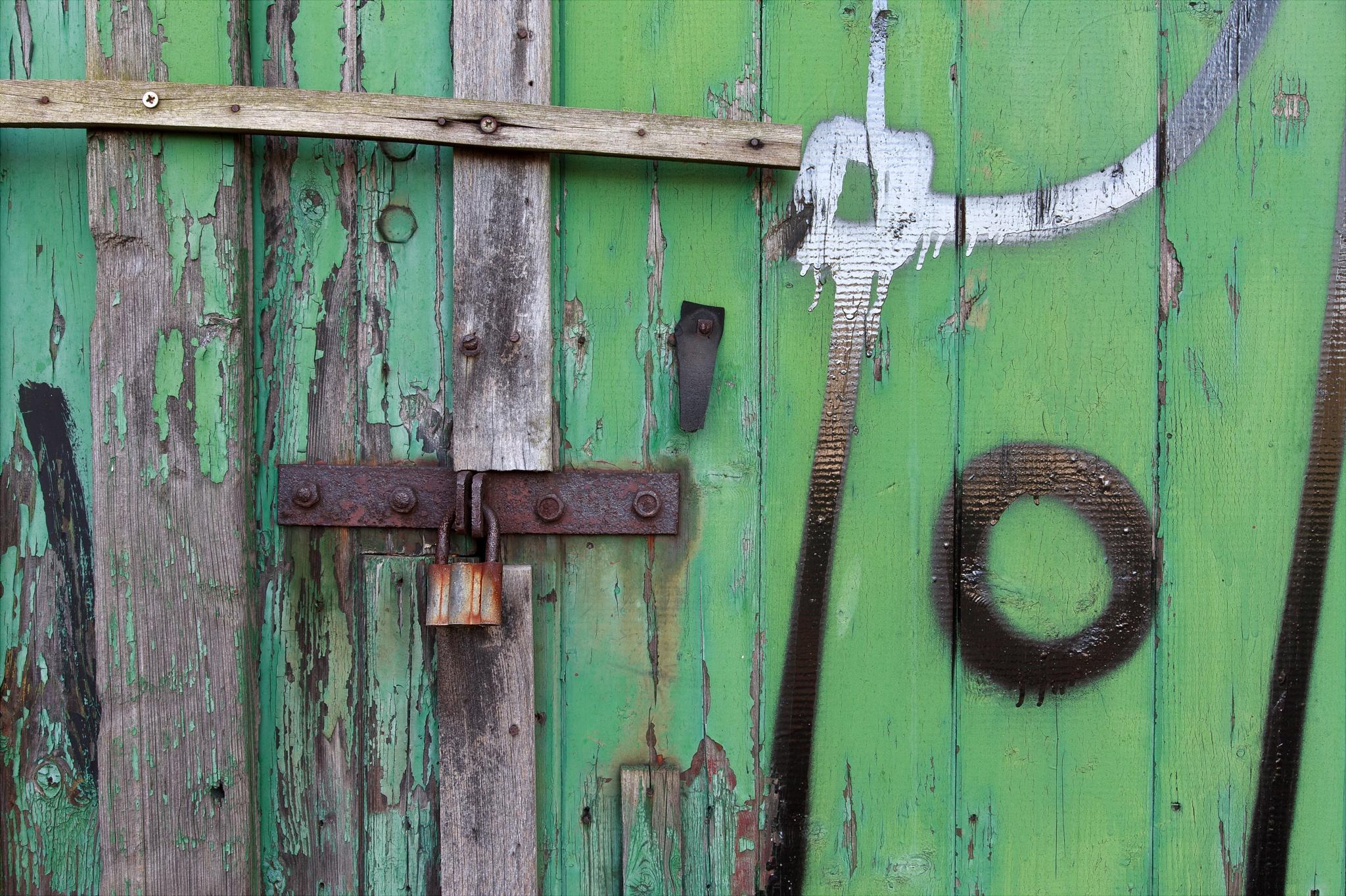 locked by Ines Linke