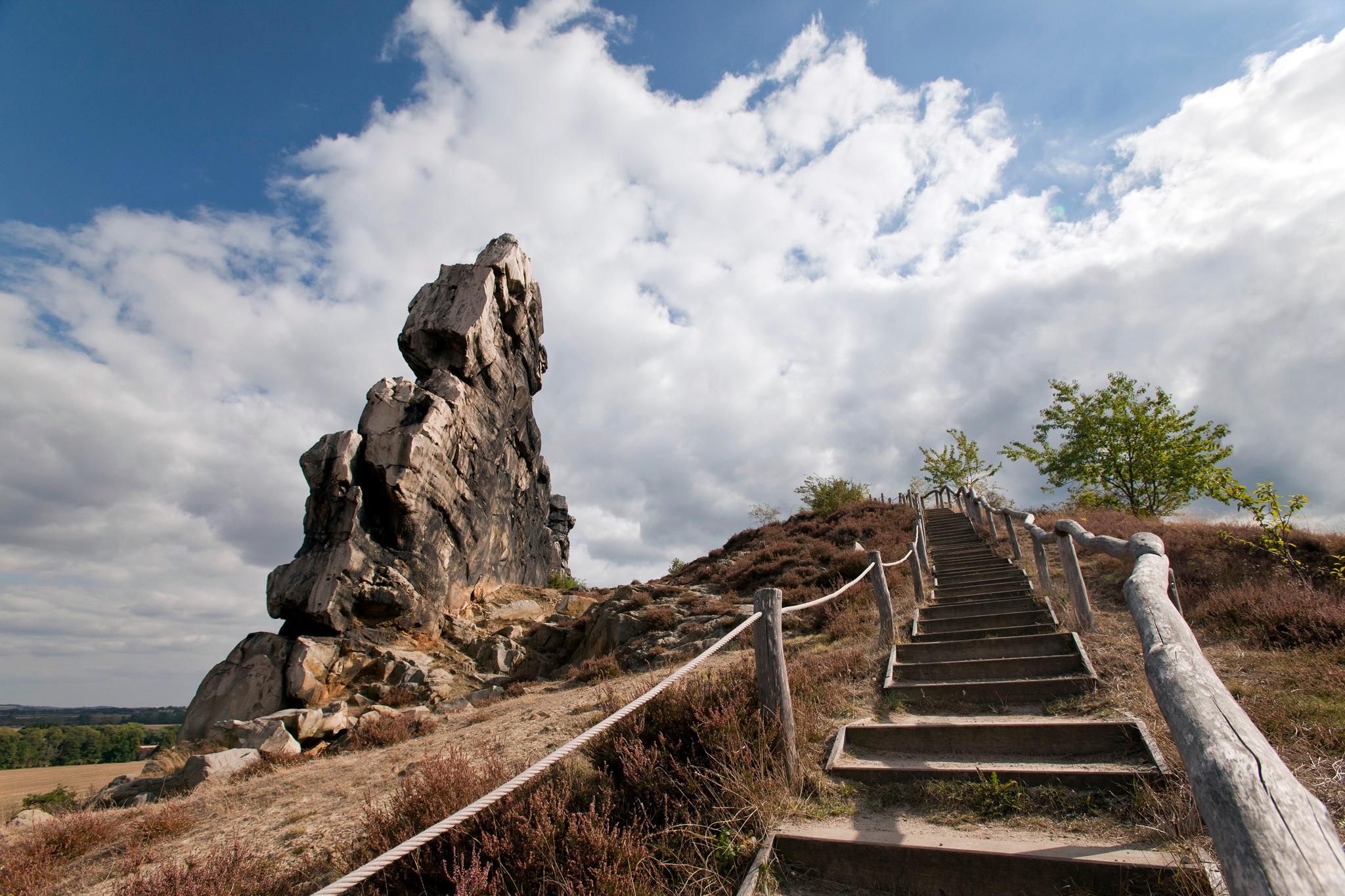 stairway to heaven by Ines Linke