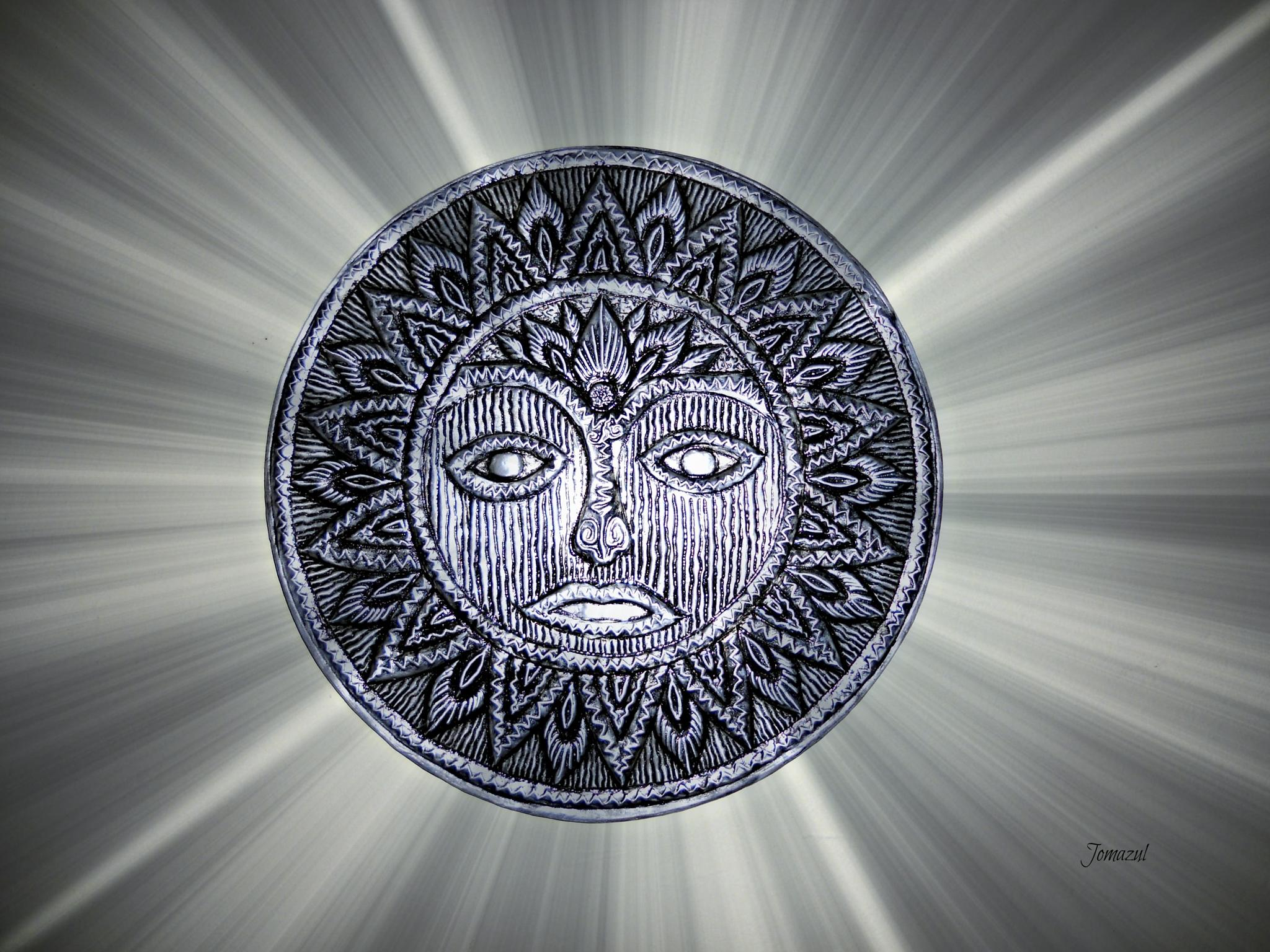 Sol Maya by Jomazul Varela