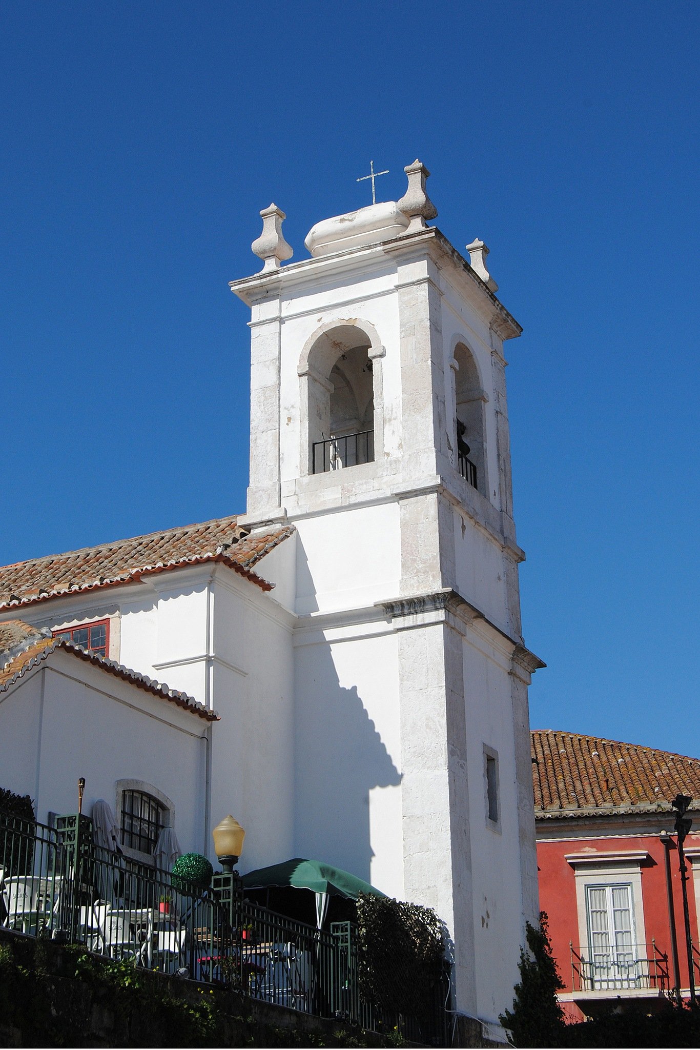 Santa Luzia Church. Alfama. Lisboa by DavidRoldan