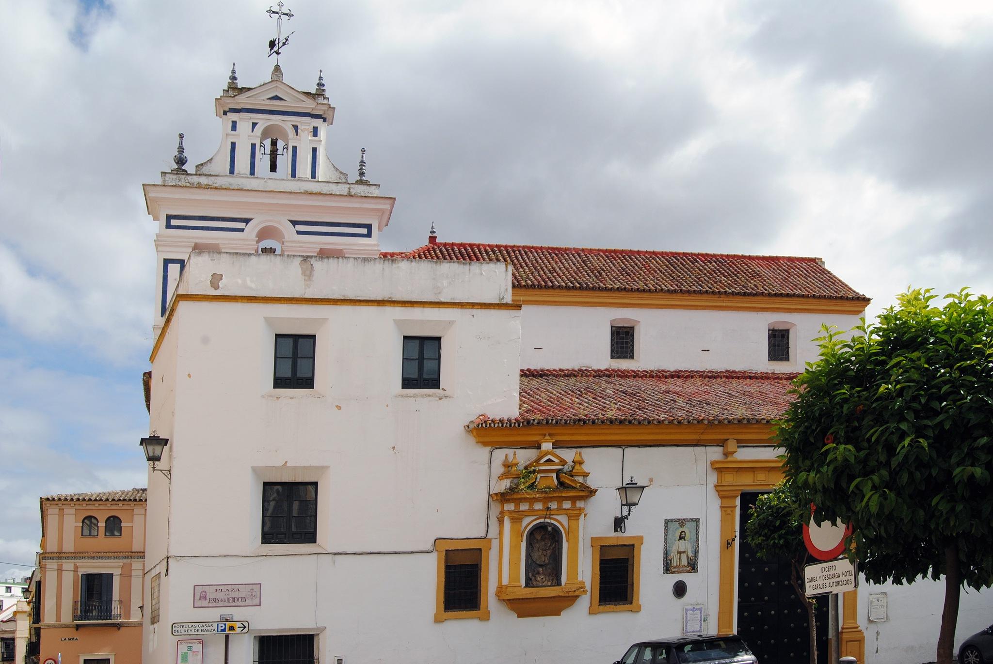Iglesia de Santiago el Mayor. Sevilla by DavidRoldan