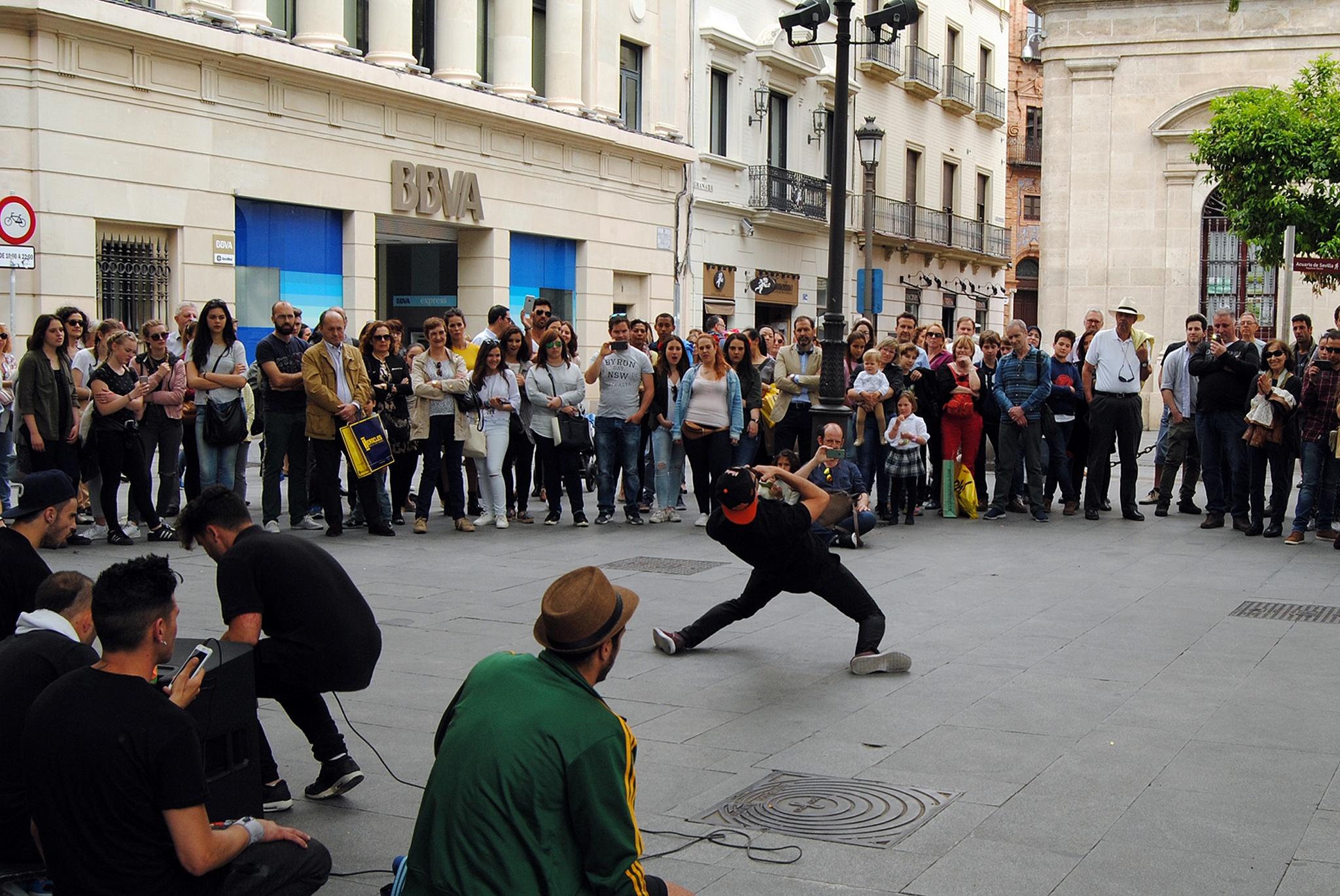 Street Dance by DavidRoldan