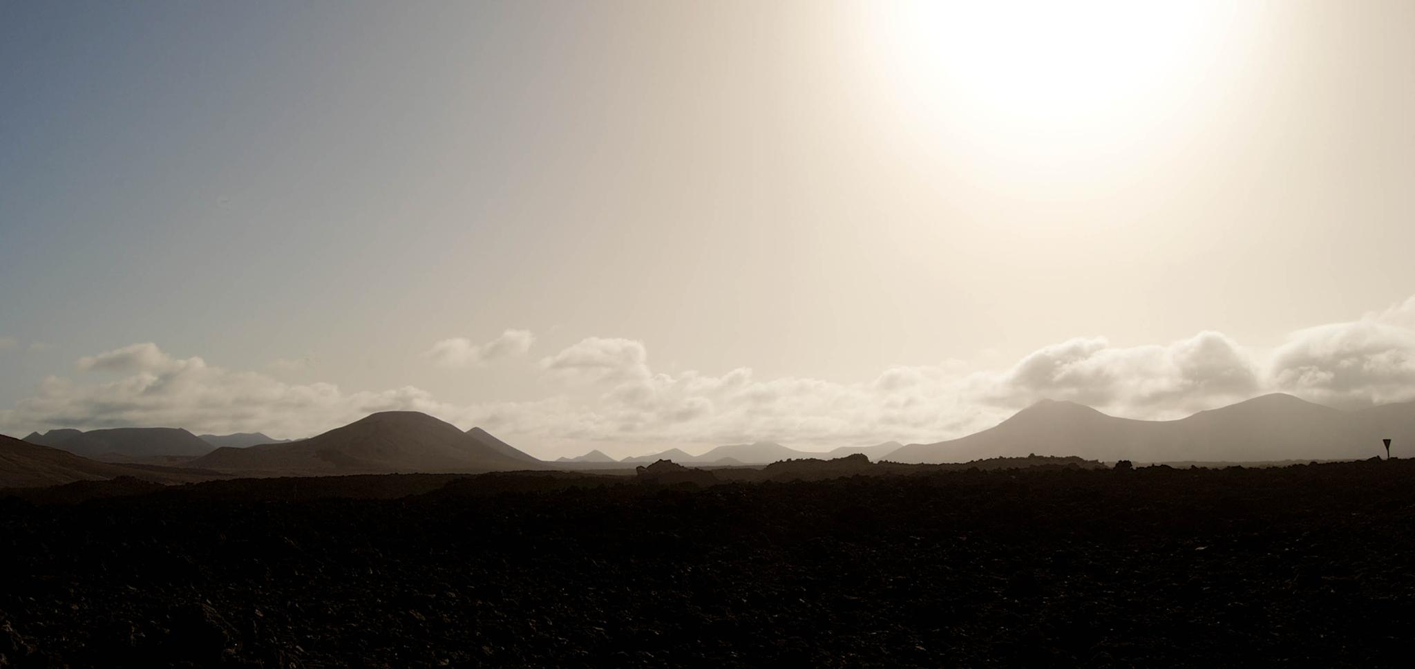LANZAROTE - BURNED LAND by DavidRoldan