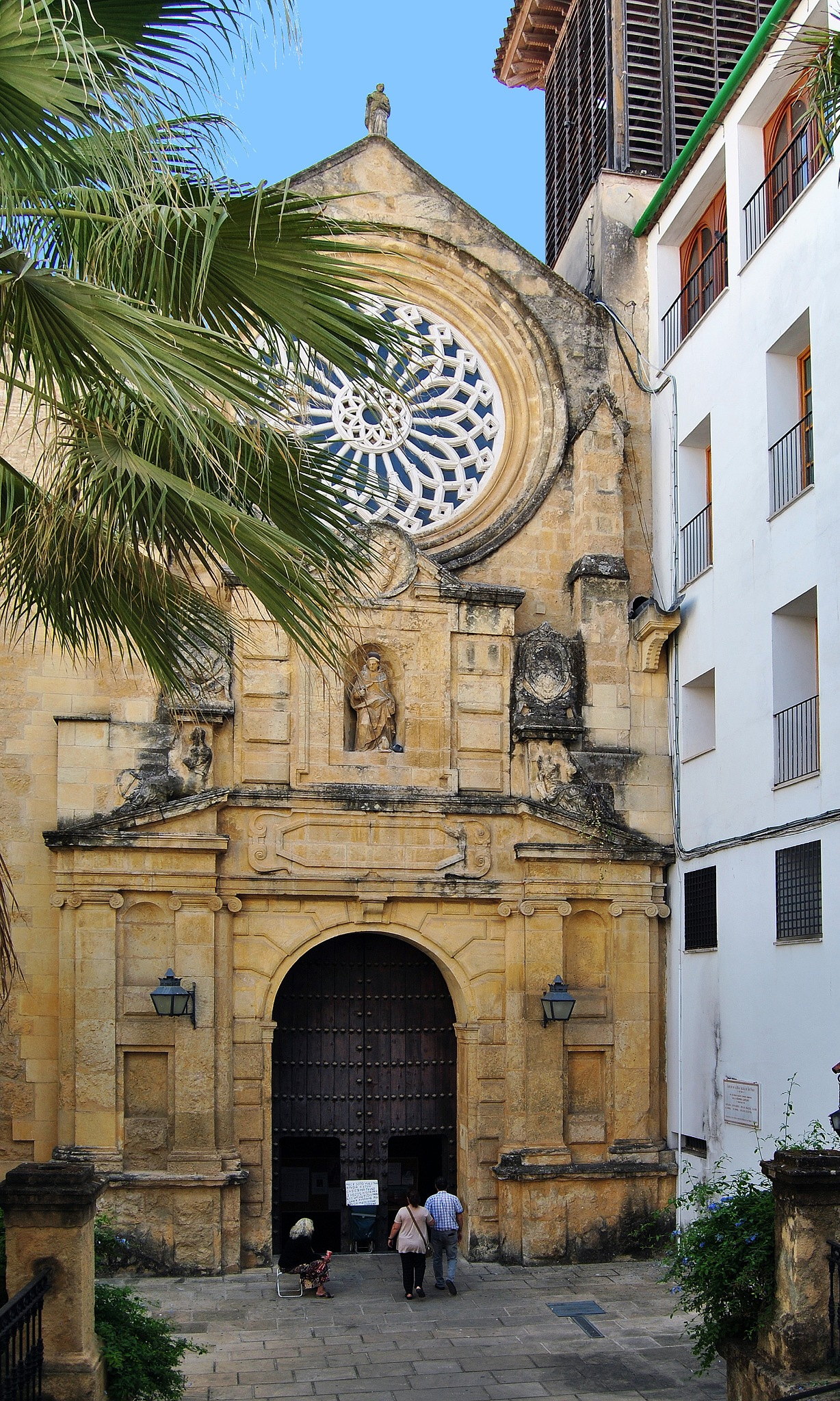 Iglesia de San Pablo. Córdoba by DavidRoldan