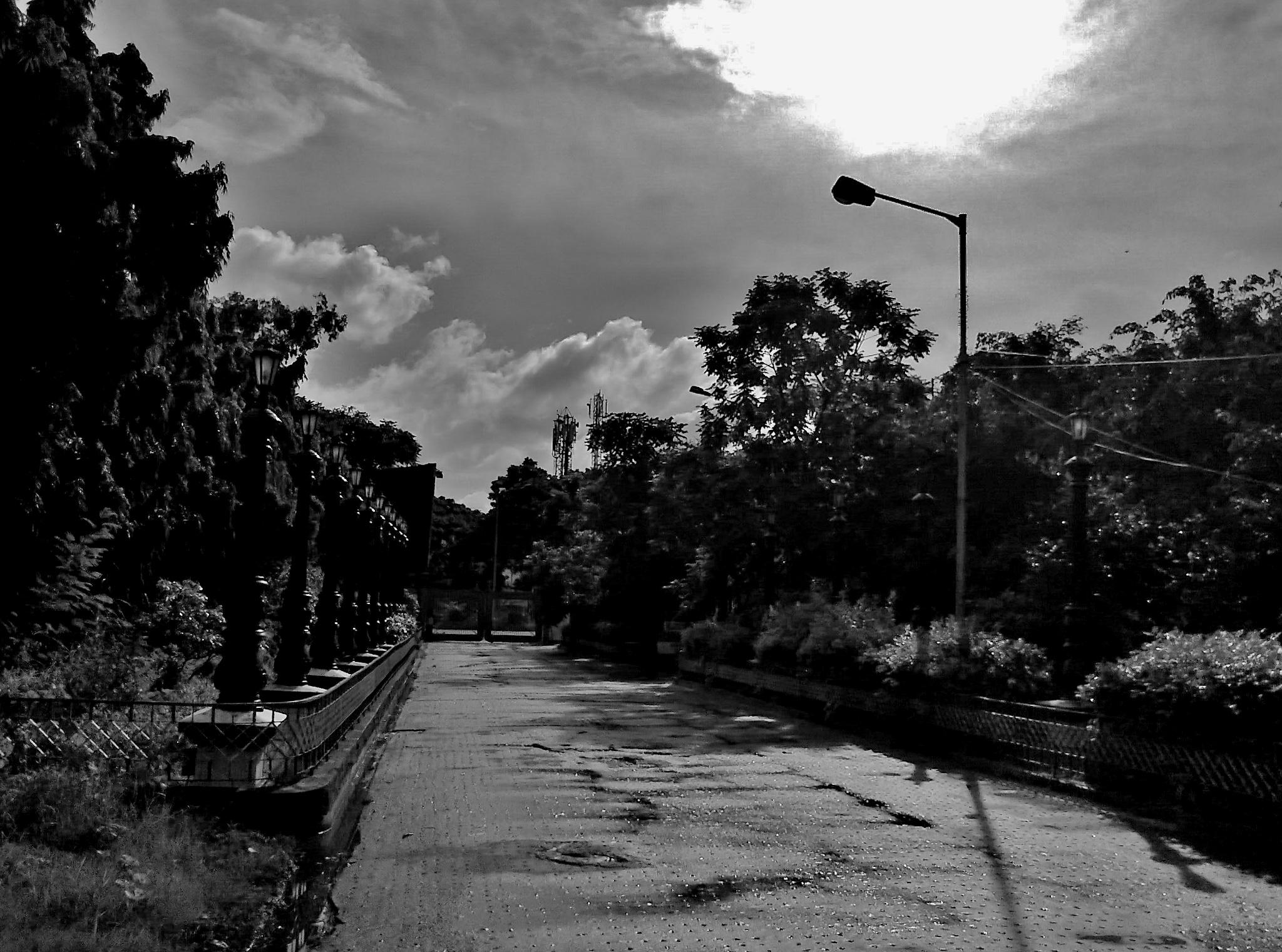 Down memory lane . by Kamal Mallick