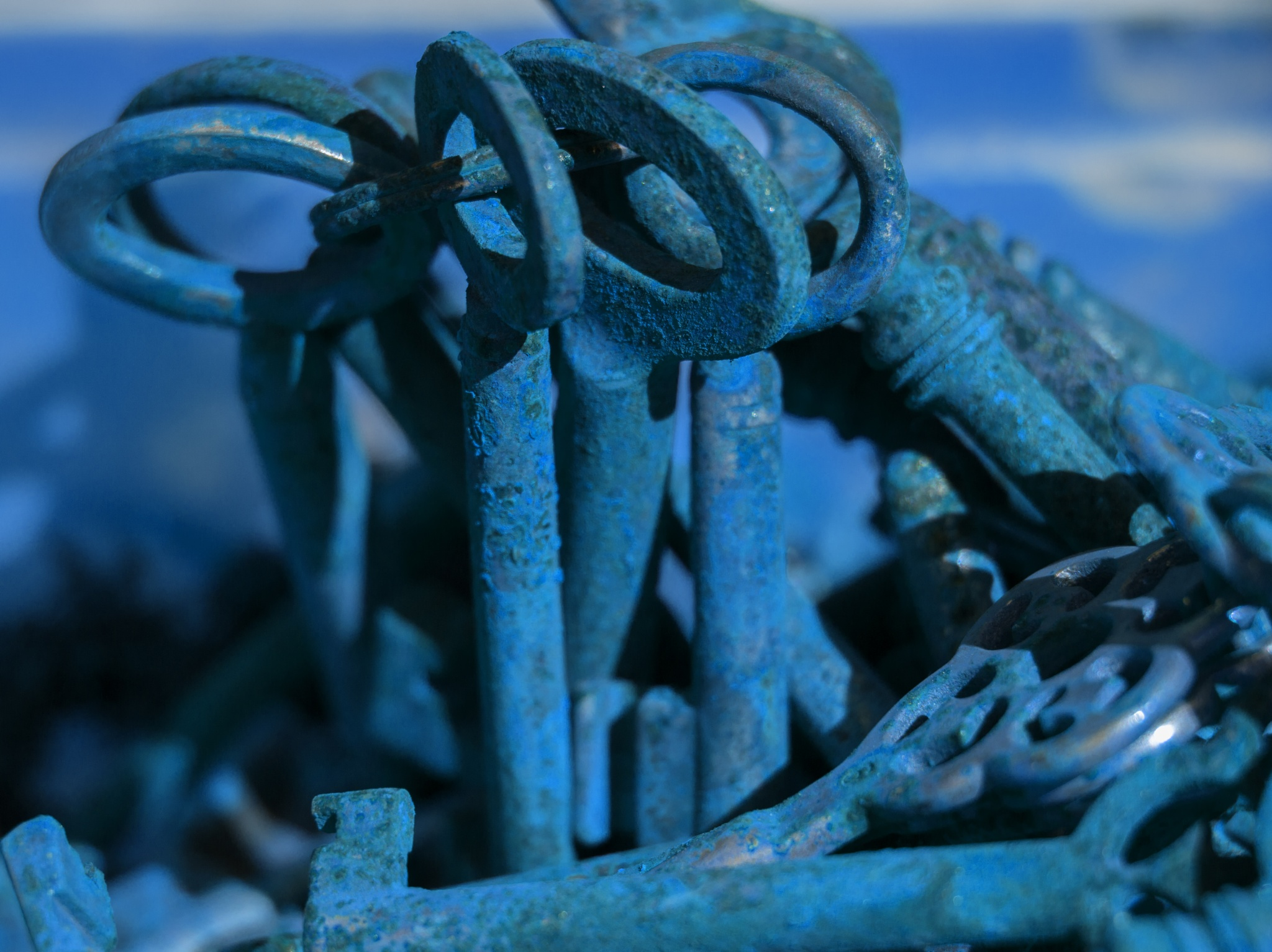 I lost my key by Mirjam Mulder-Van Den Hof