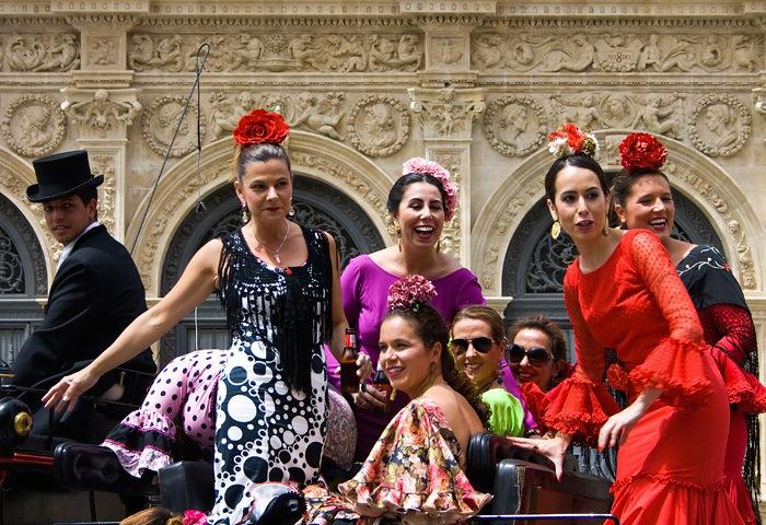 Fiesta by Miguel Angel Pineda