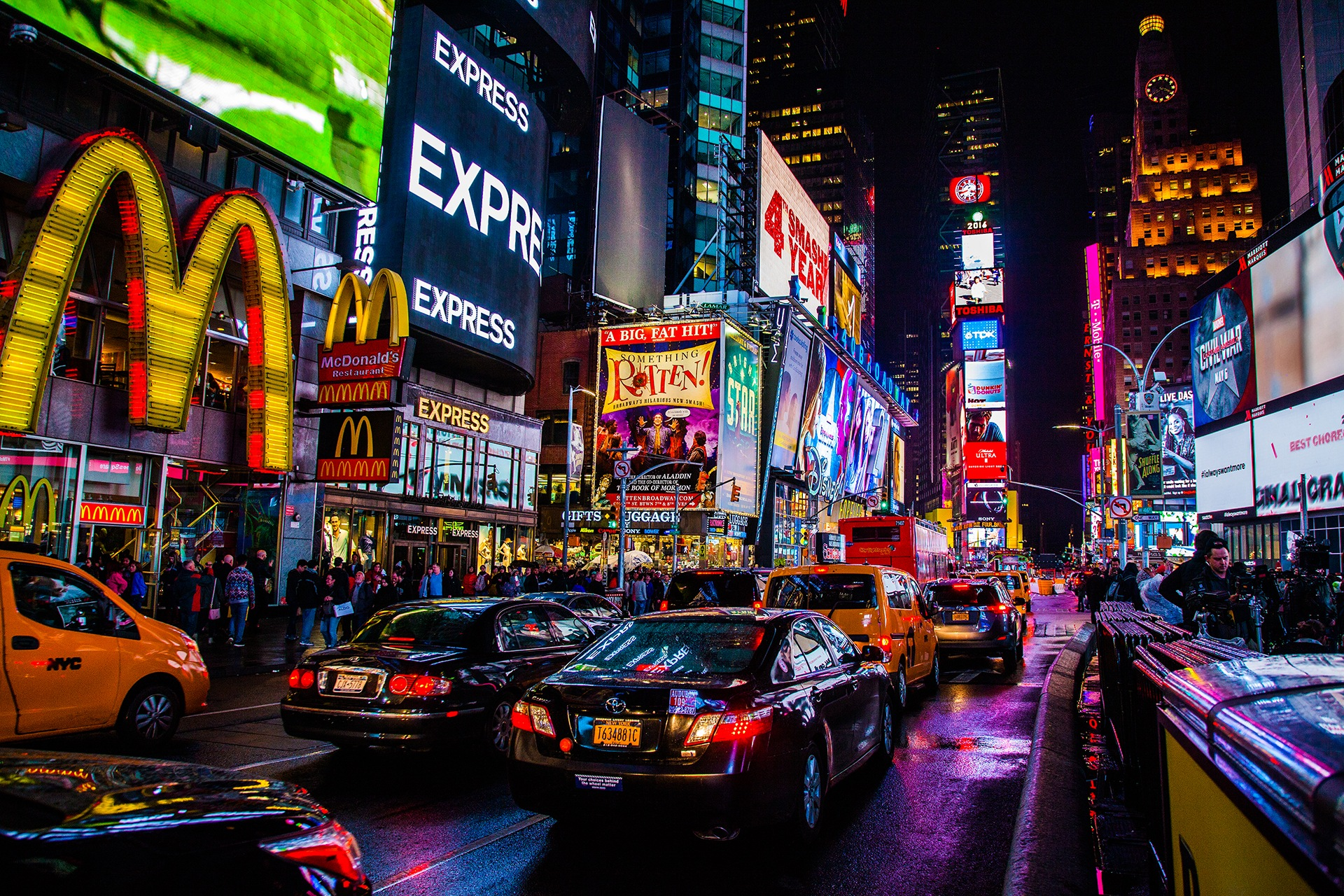 Street of New York by ck khui