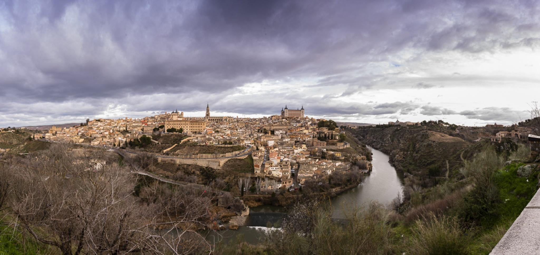 Toledo by VicenteEstebanB